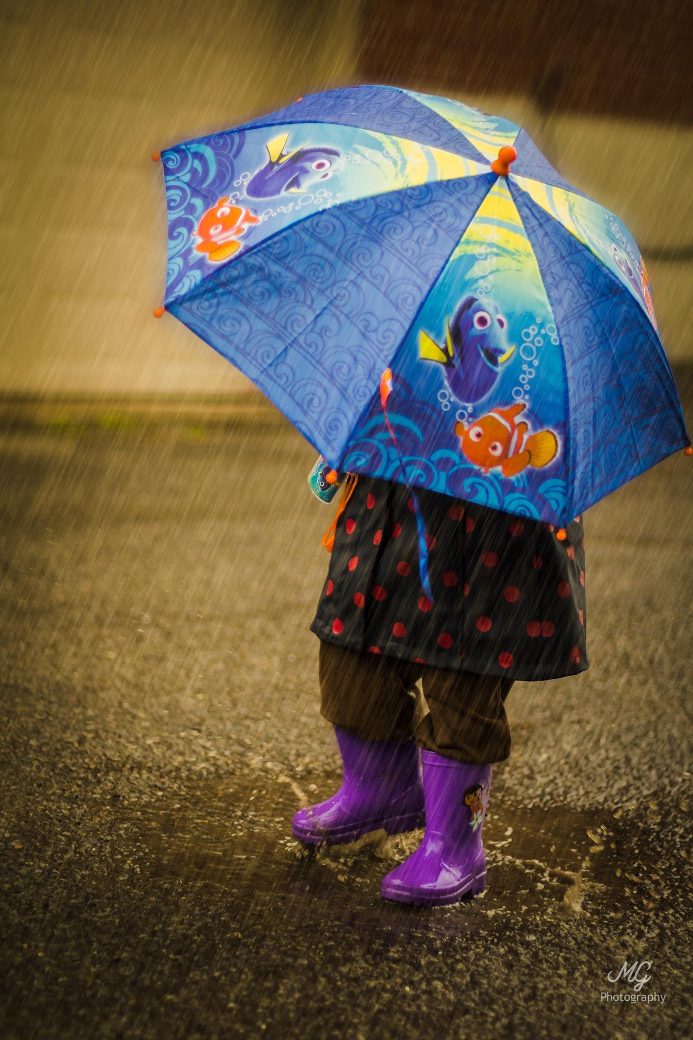It's only rain on fun days by mickie gordon