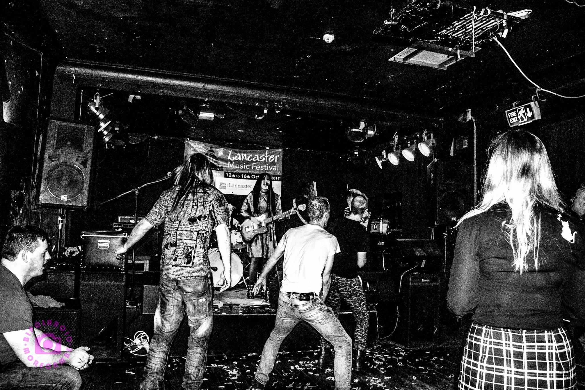 Rock the crowd by Kirsty Stuart-Clarke