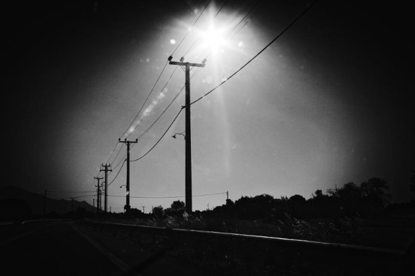 Leaving... by Thalia Spiridaki