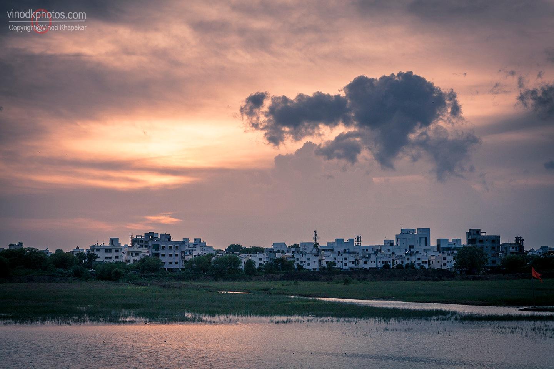 Clouds...!! by Vinod Khapekar
