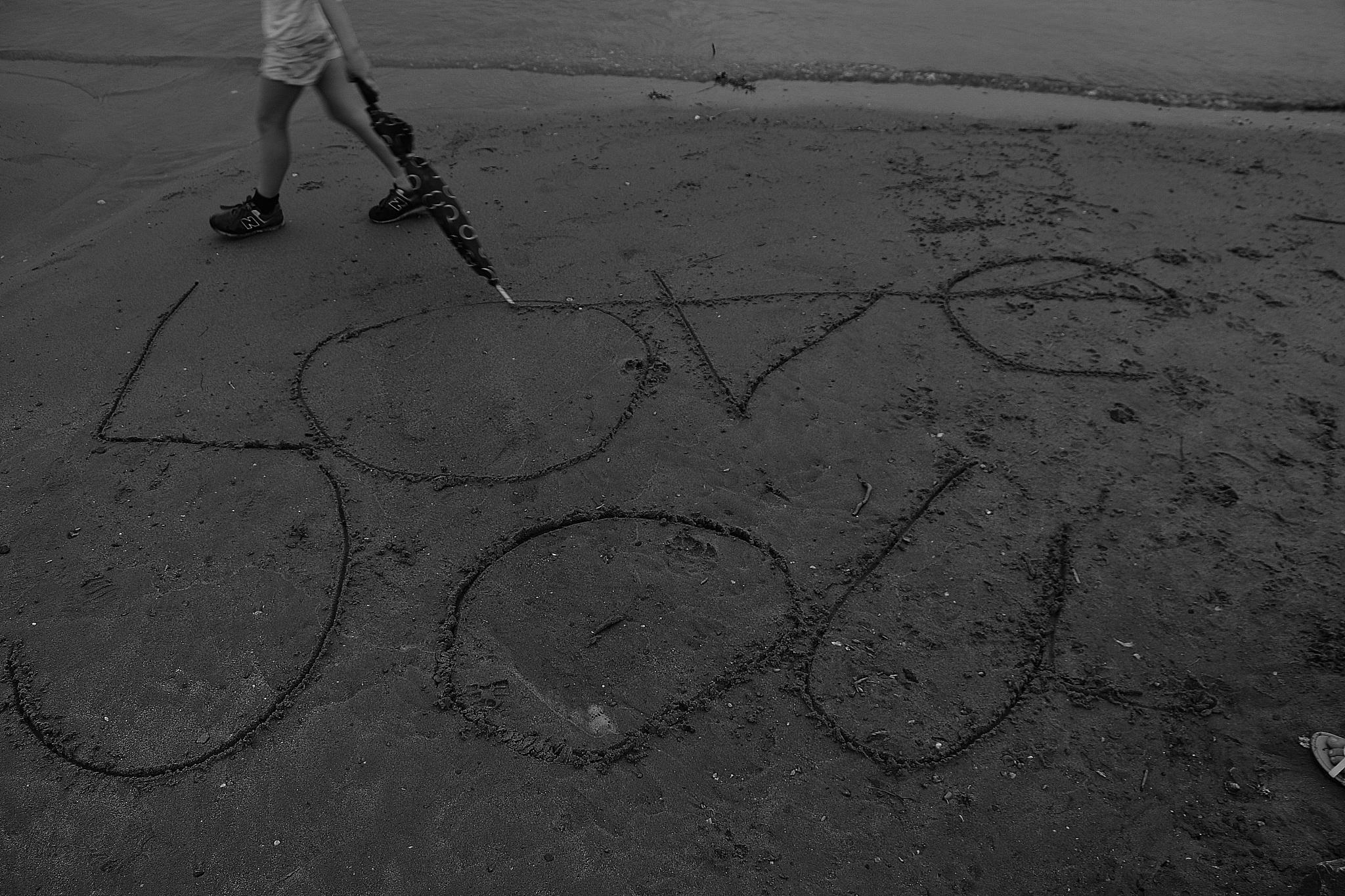 Love you! by Maria Michaéla José