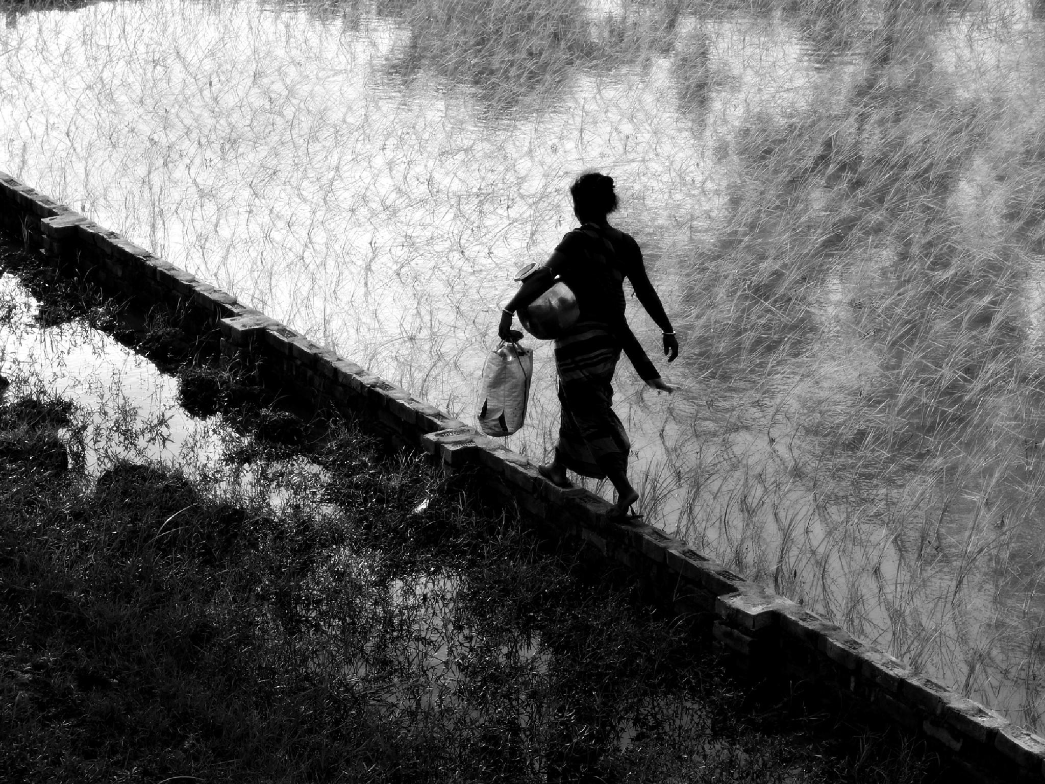 The Wowman by Subhayan Maji