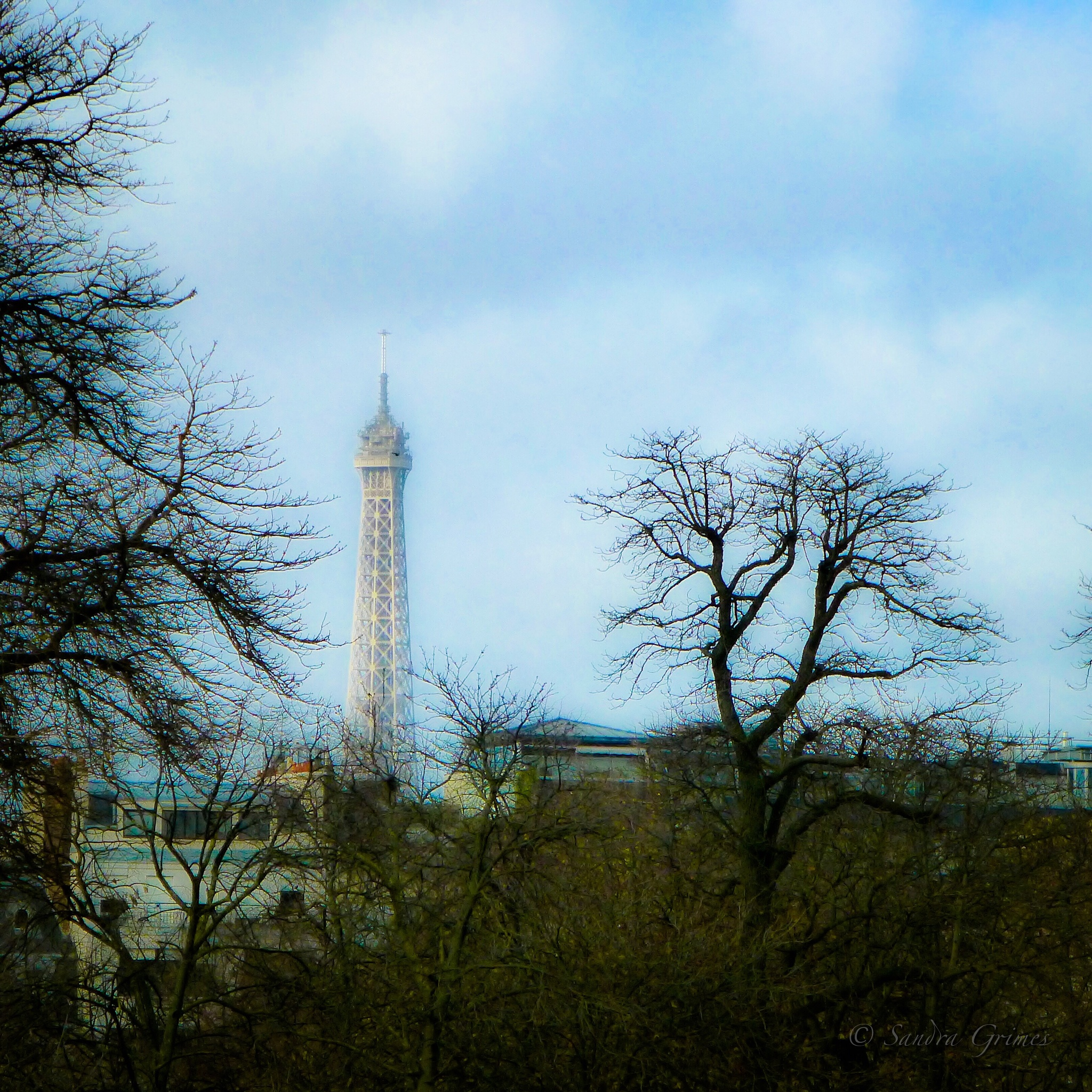 View from Jardin du Luxembourg by TrixieGirl5192