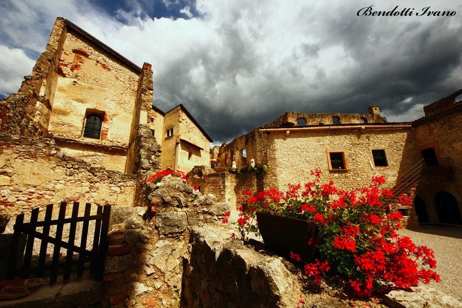 Castle of Beseno by BendottiIvano
