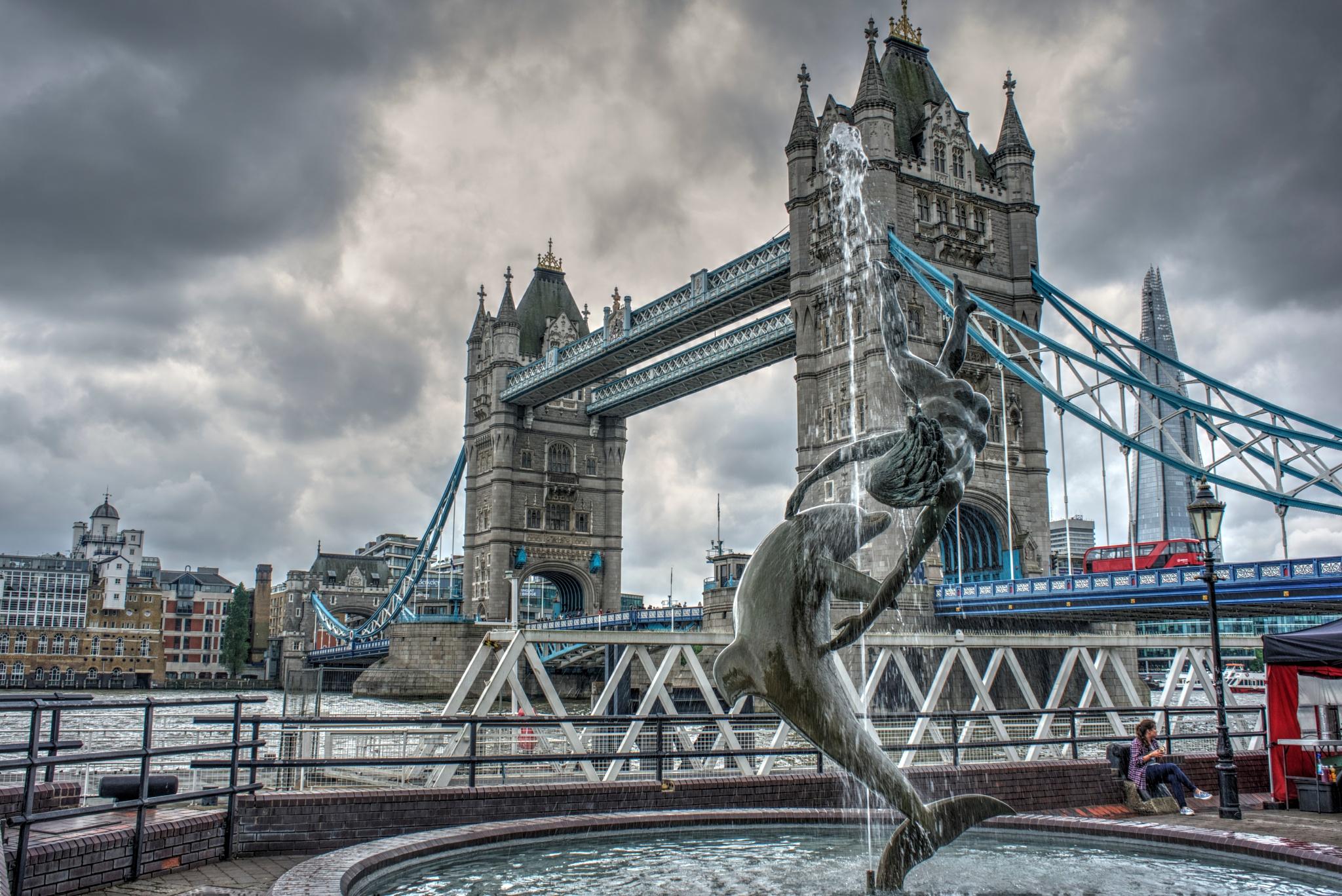 The Bridge by Martyn