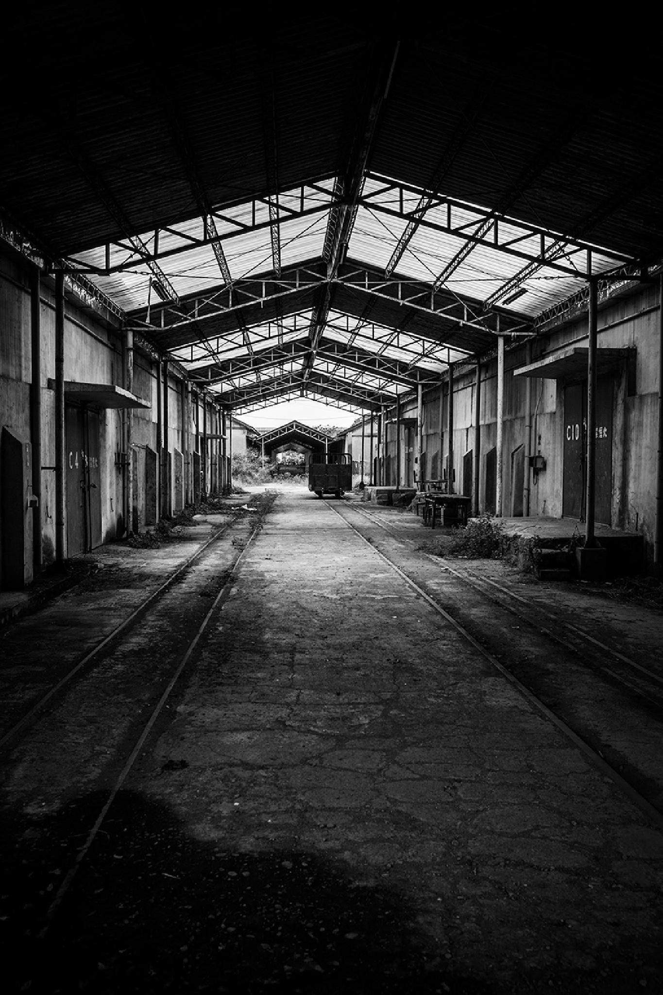 Factory by 啟峰 洪