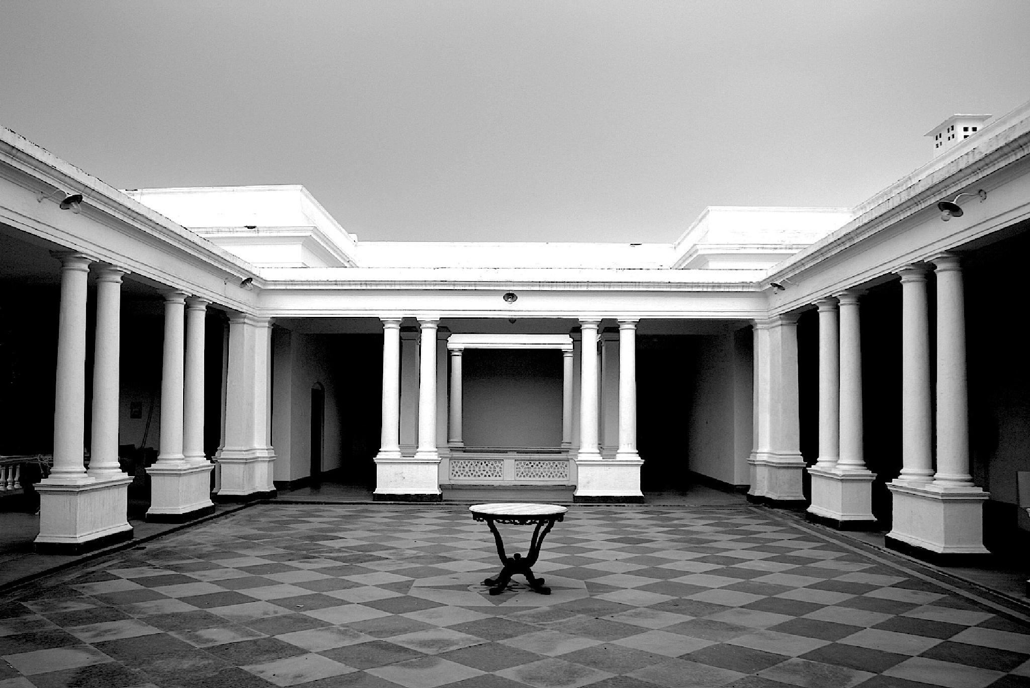 The Centre Table by Aniruddha Guha Sarkar