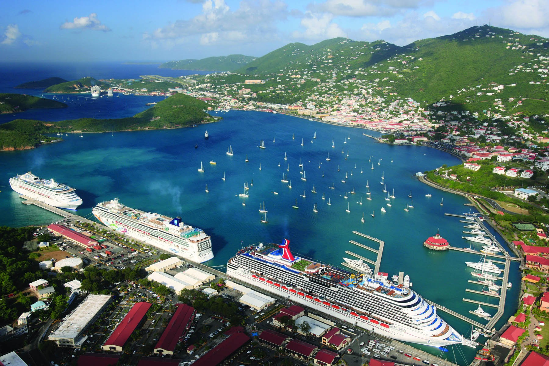 St. Thomas Vacation Packages by oliverstours