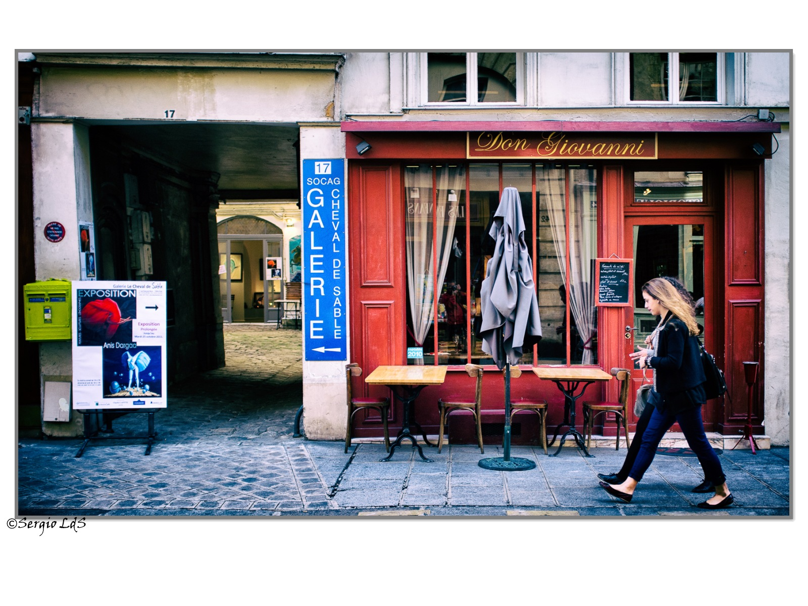 Streets (2) by sergiolds