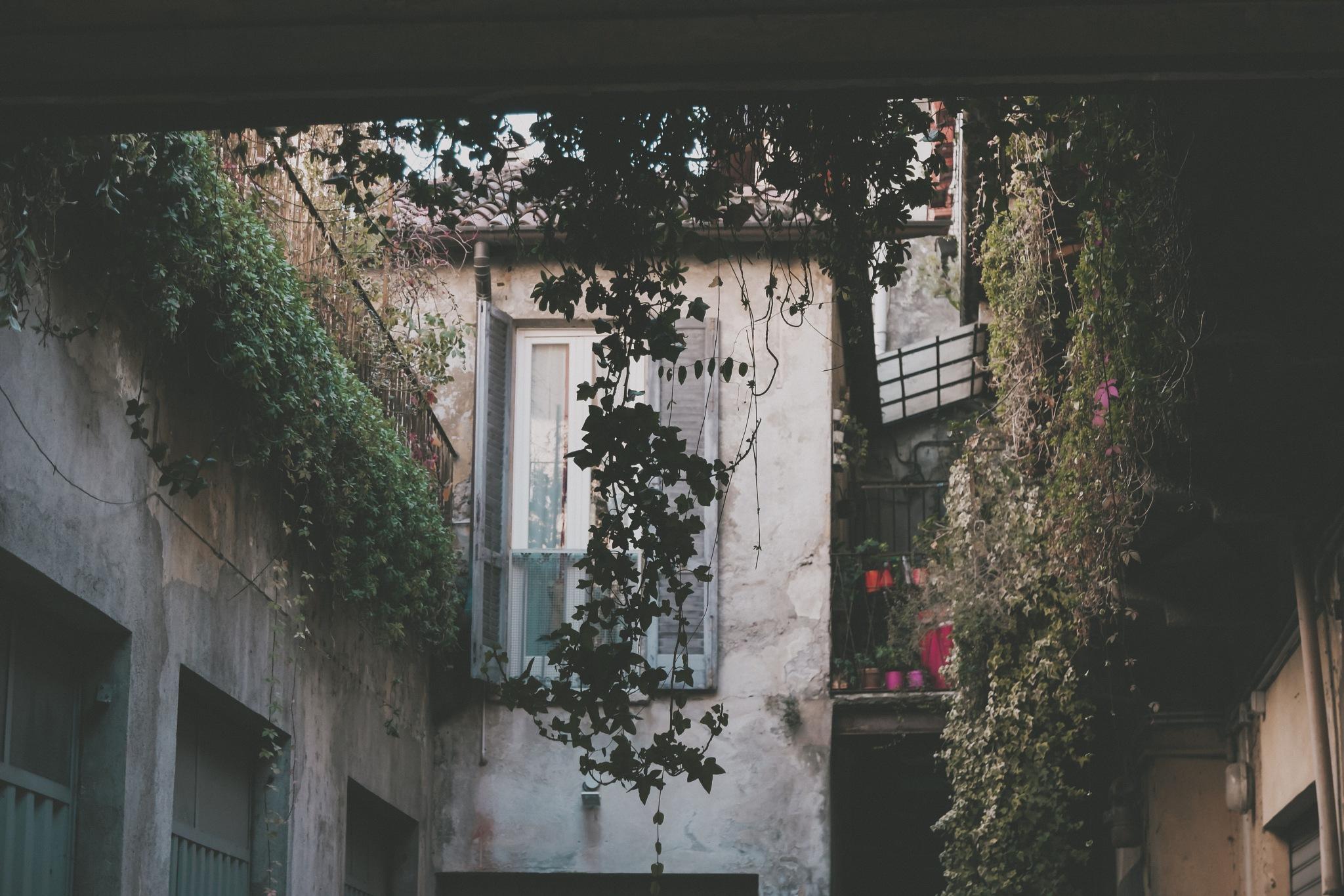Inner Yard | Como | Italy by b e a t e • t u b a c h