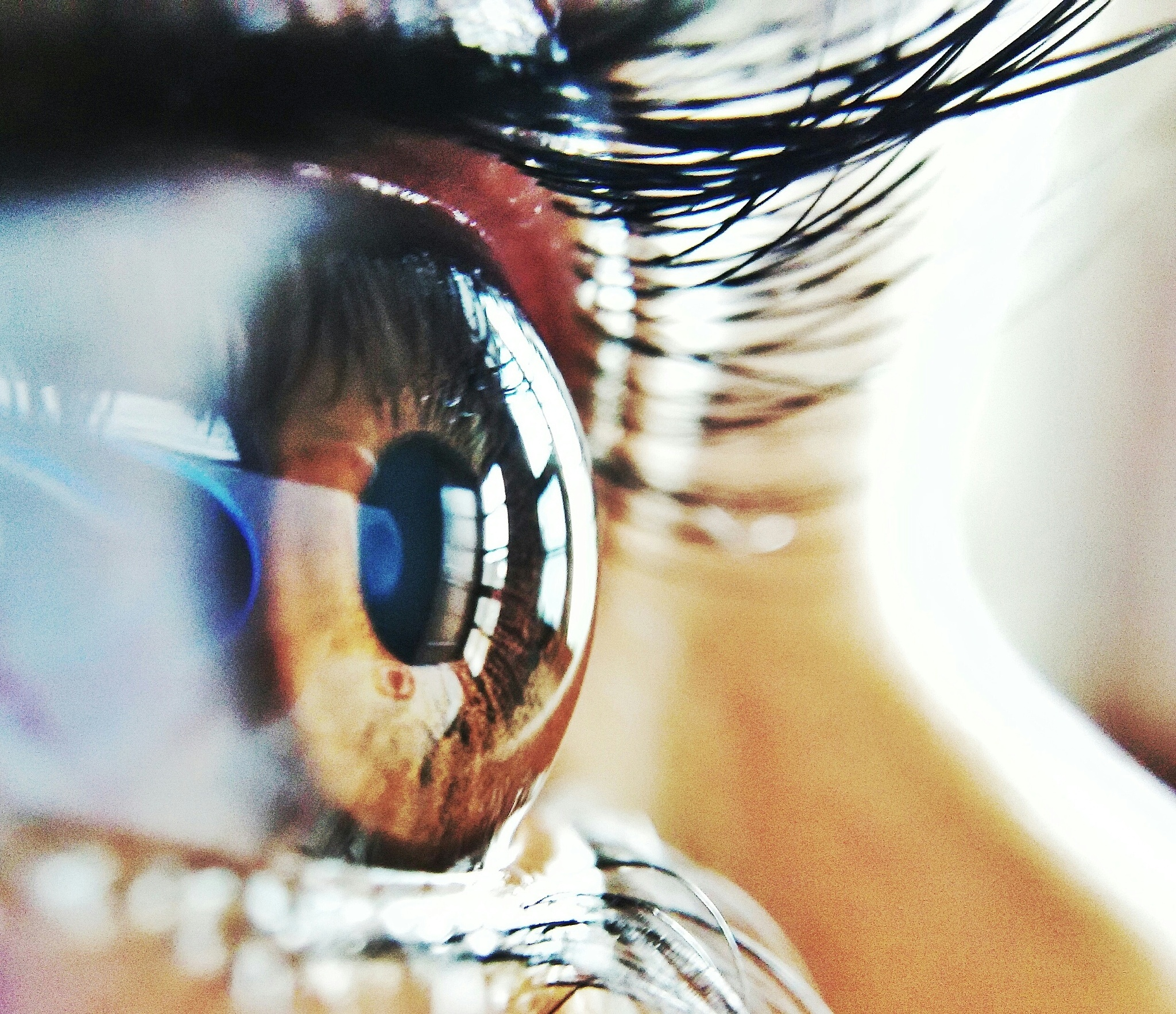 Photo in Random #macro #photography #eye #lens #reflection #travel #incredibleearth