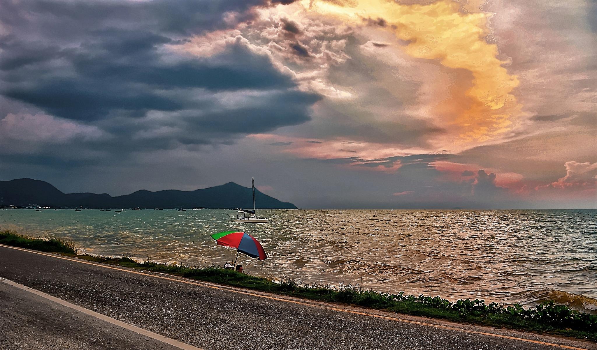 Sunset Photographers by WilliamReid