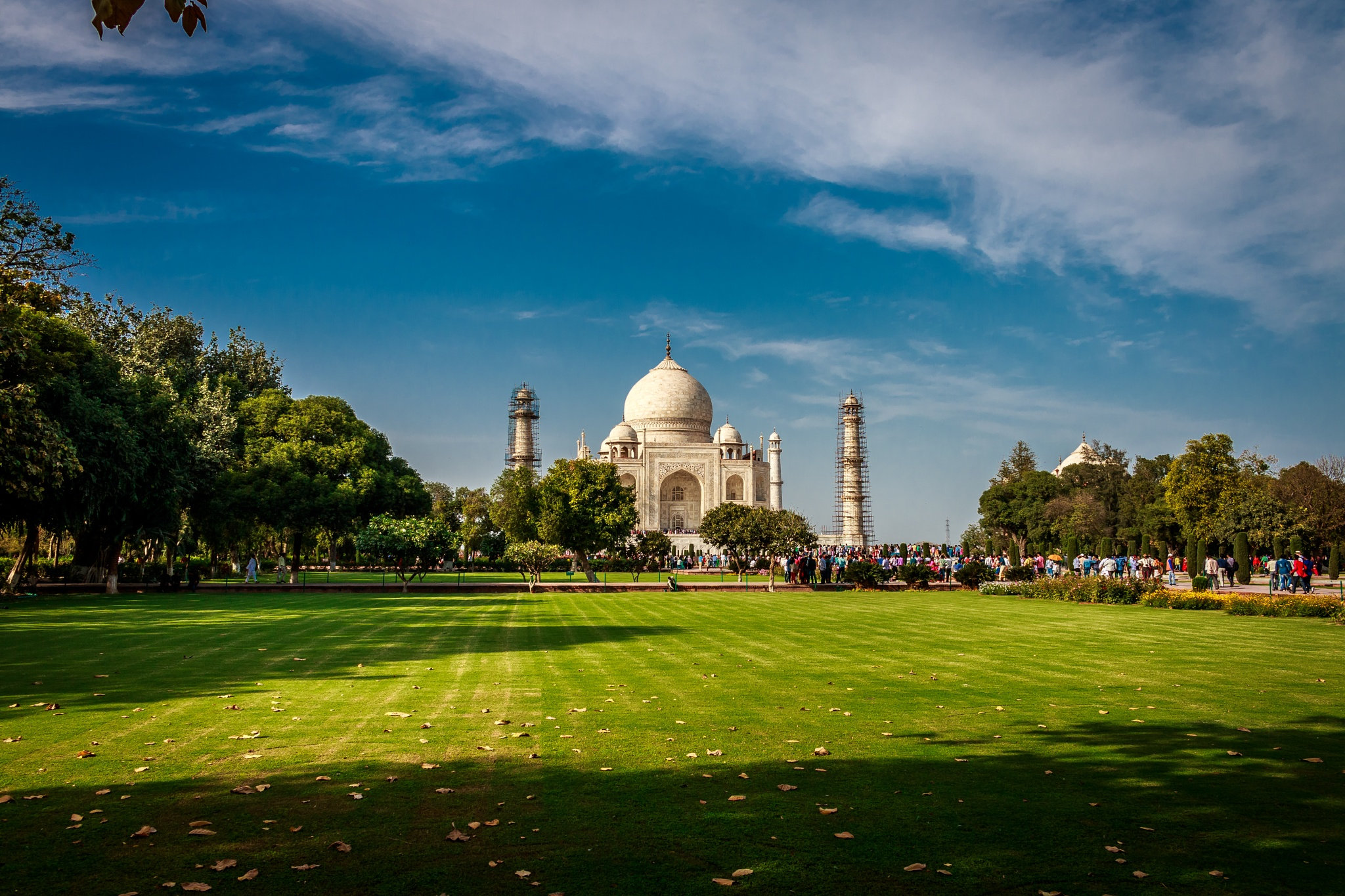 Photo in Architecture #taj mahal #architecture #architectural #heritage #indian heritage