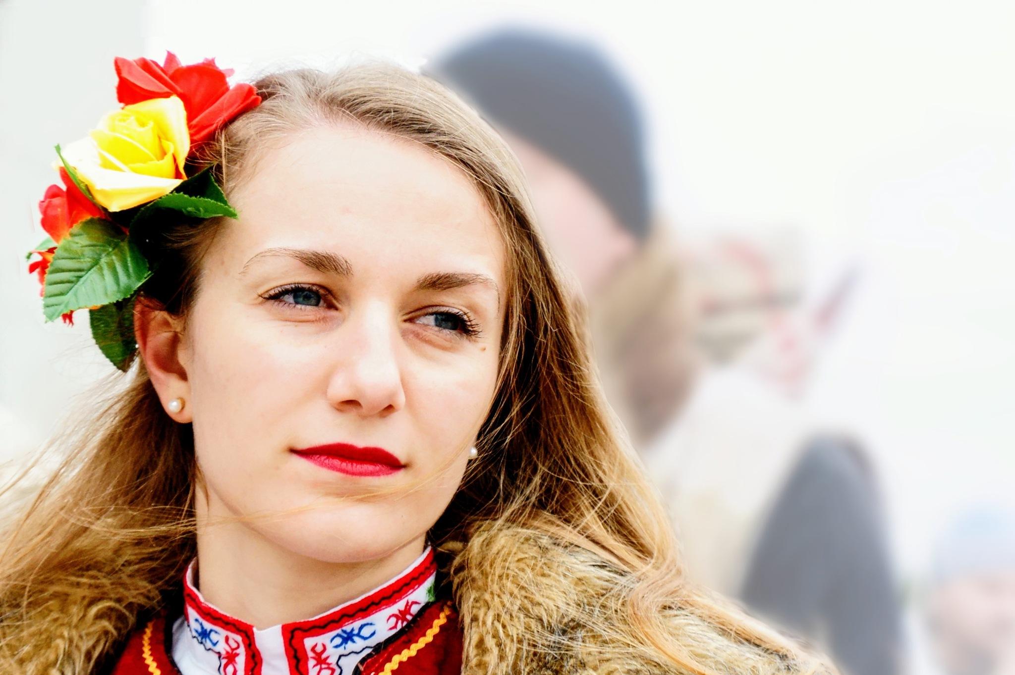 Beauty and the Sadness by MariyaPhilipova