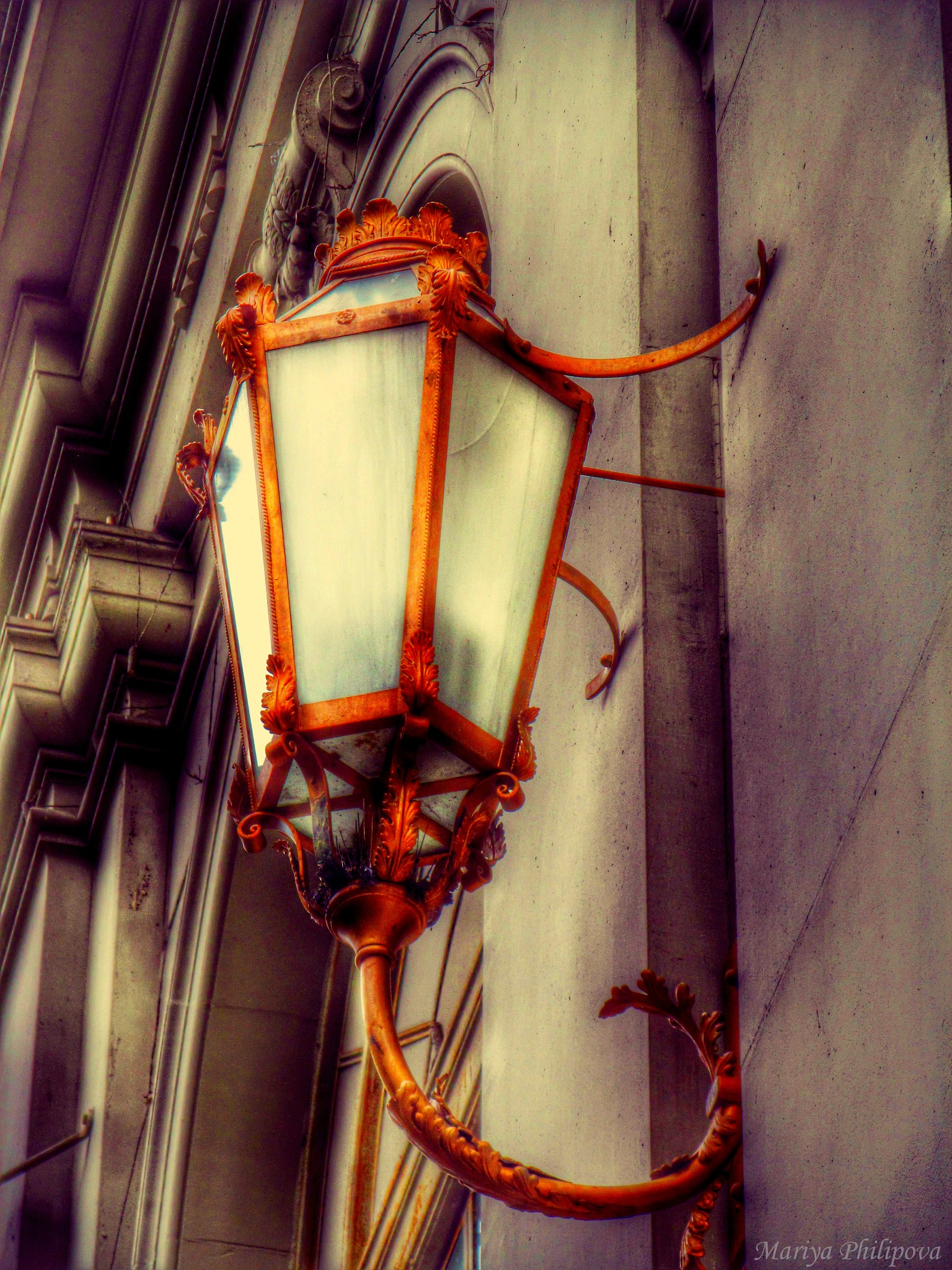 Fantastic details from New York - The Lanterns by MariyaPhilipova