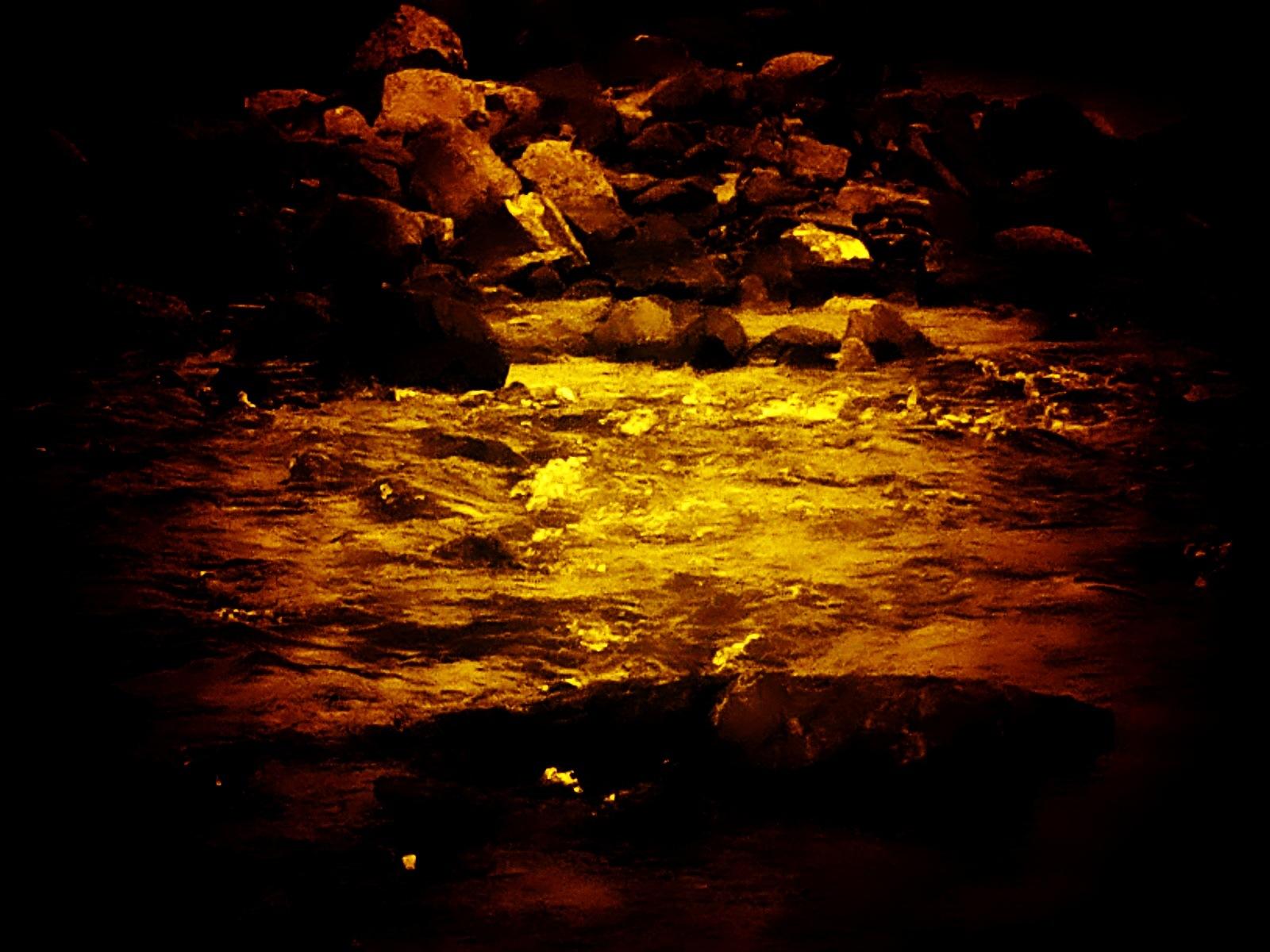 Beauty Of Water  by Zala Prakashsinh