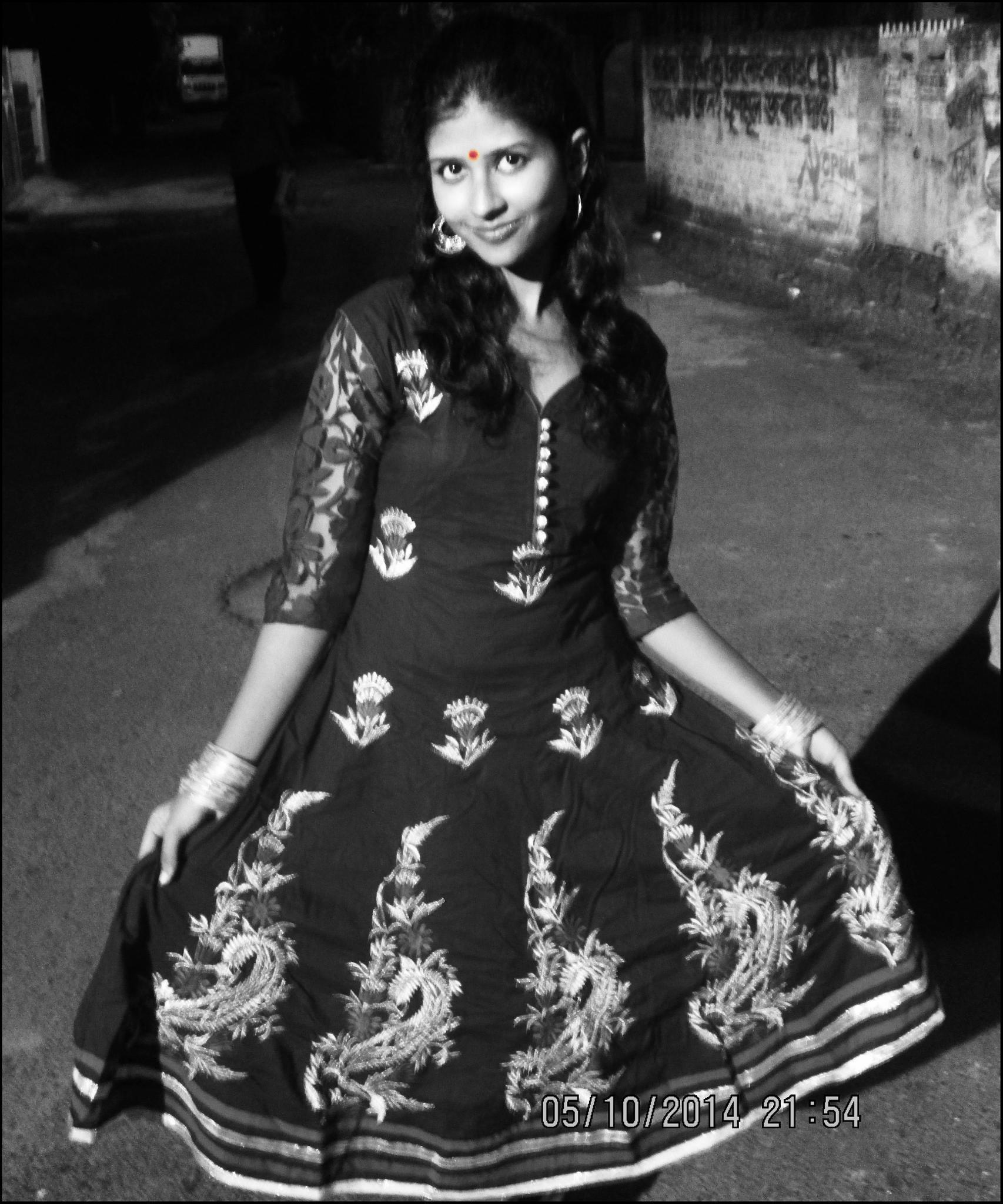 Its me by Senjuti Bose