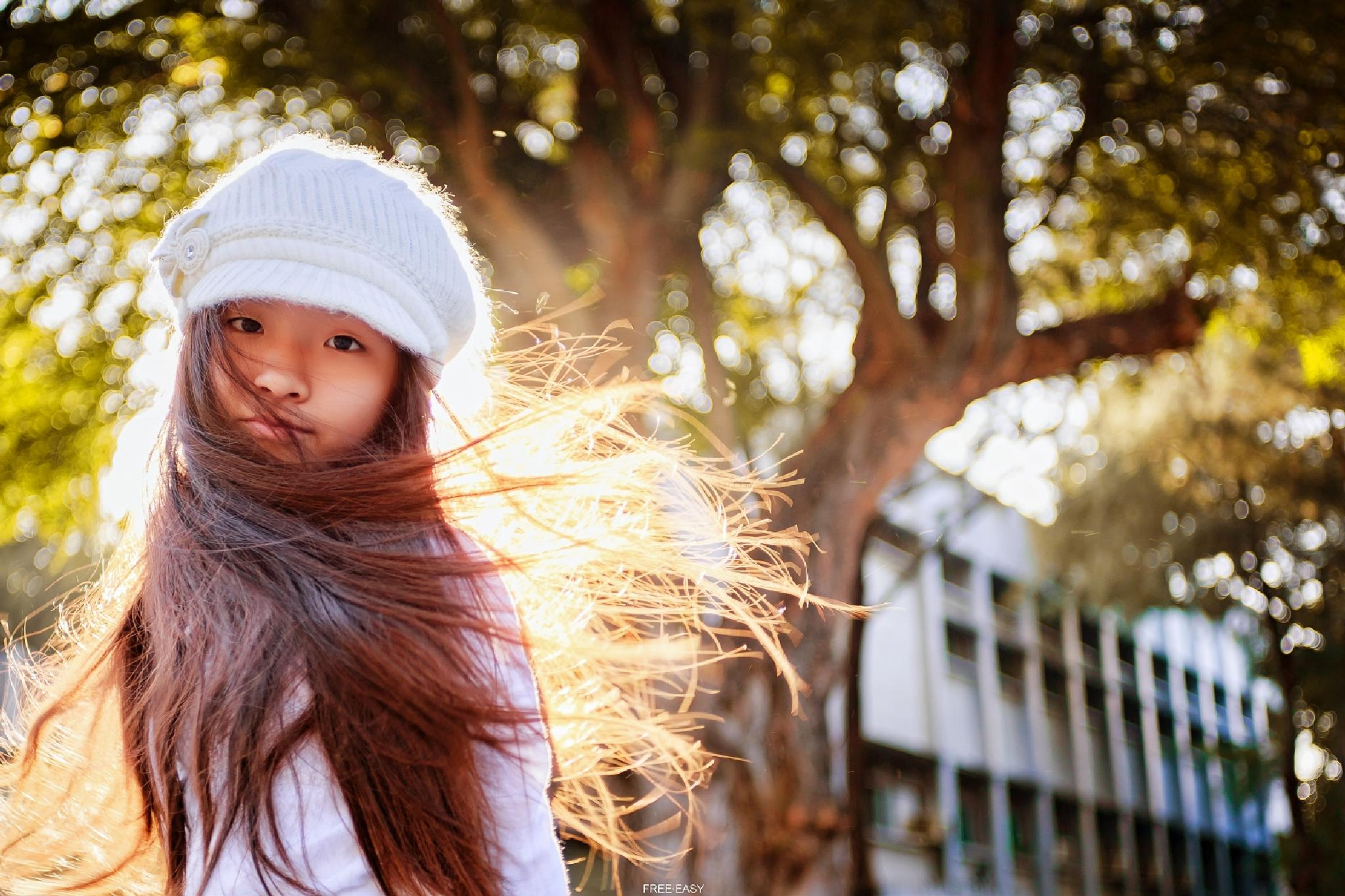 Contax Carl Zeiss T* 45mm F2.8 by 鄭阿乃