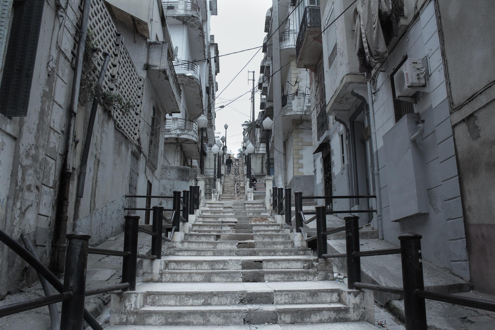 Popular street by Fouad Fabricano