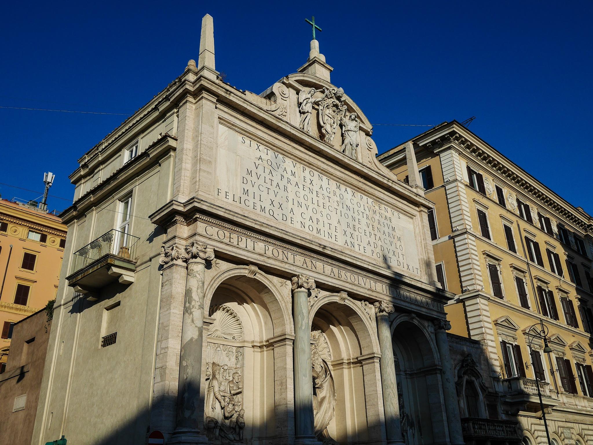 When in Rome by Gail Atangan