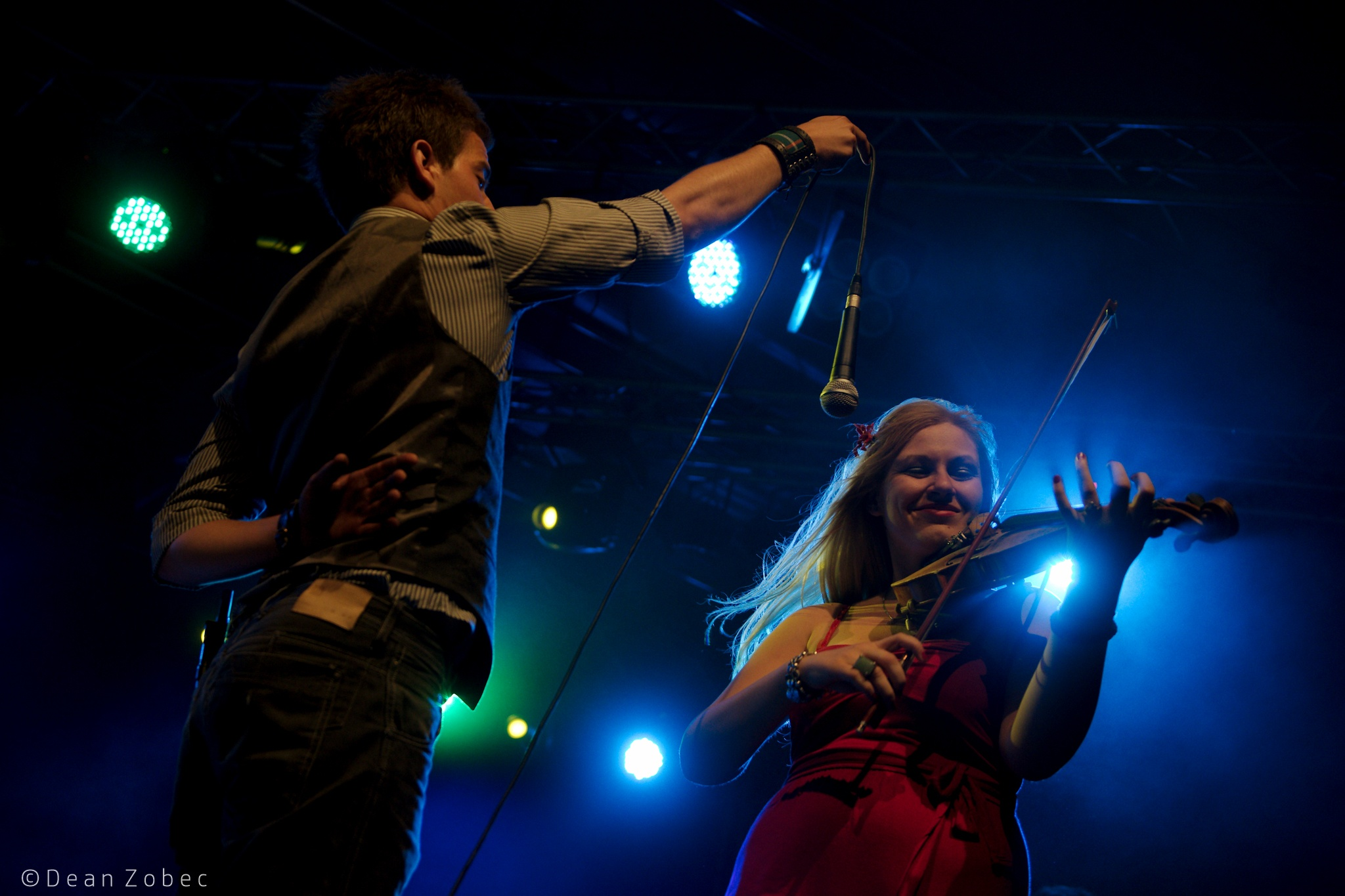 Photo in Concert #music photography #irish stew of sindidun