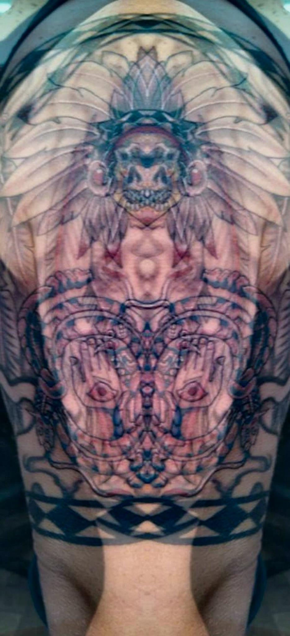 my new sleeve  by John Longbow