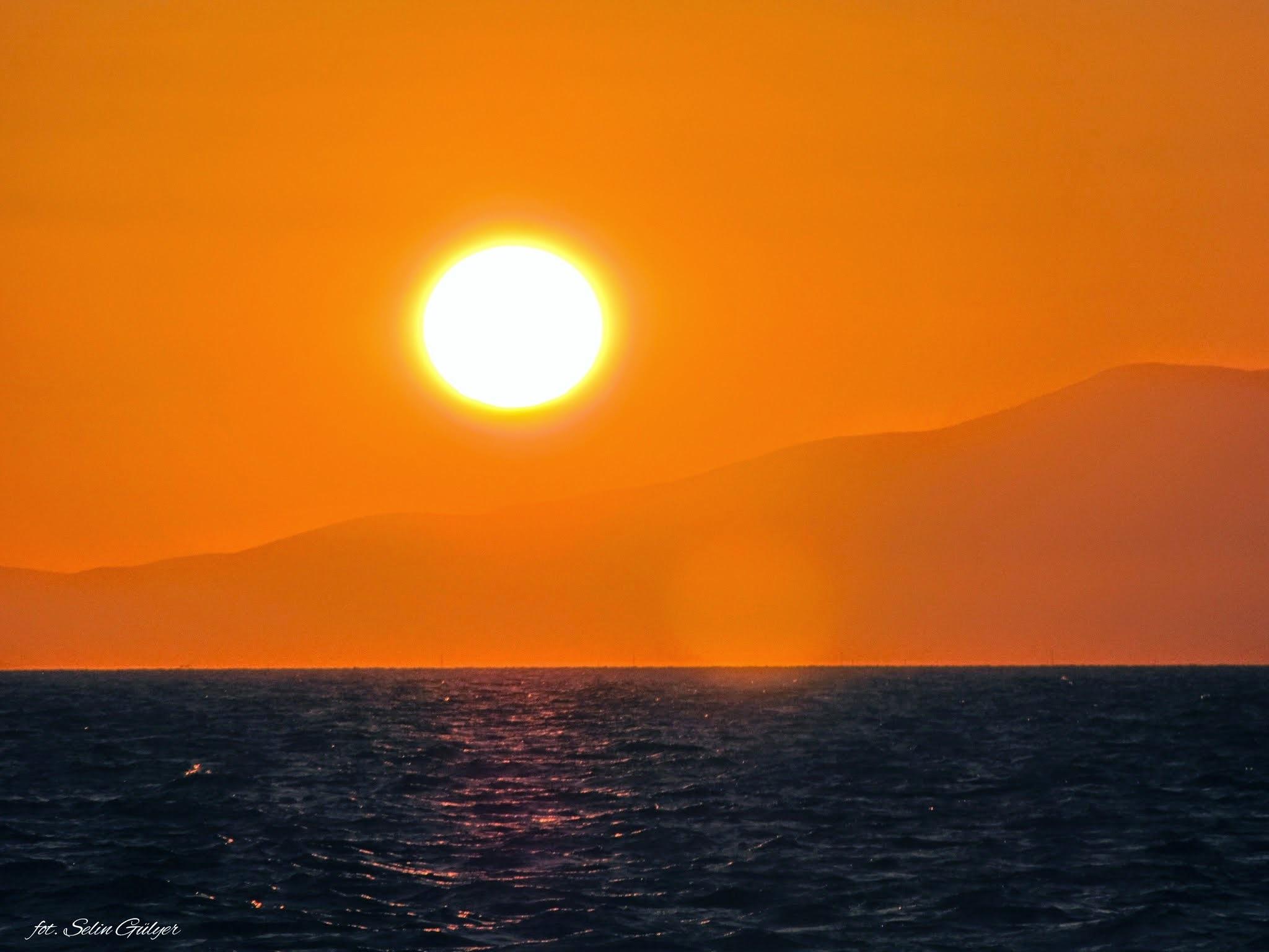 Güneş by selingulyer