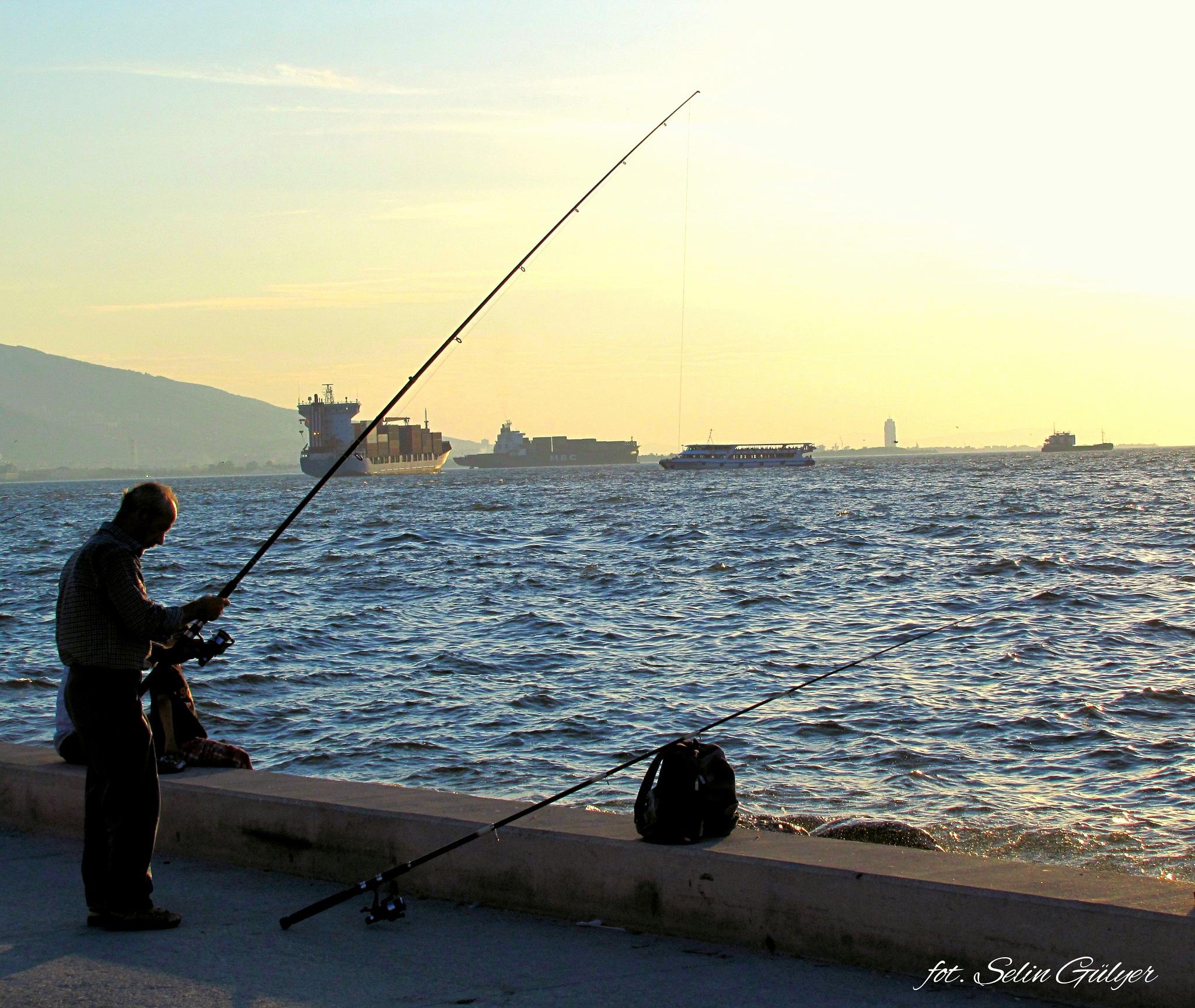 Balıkçı by selingulyer