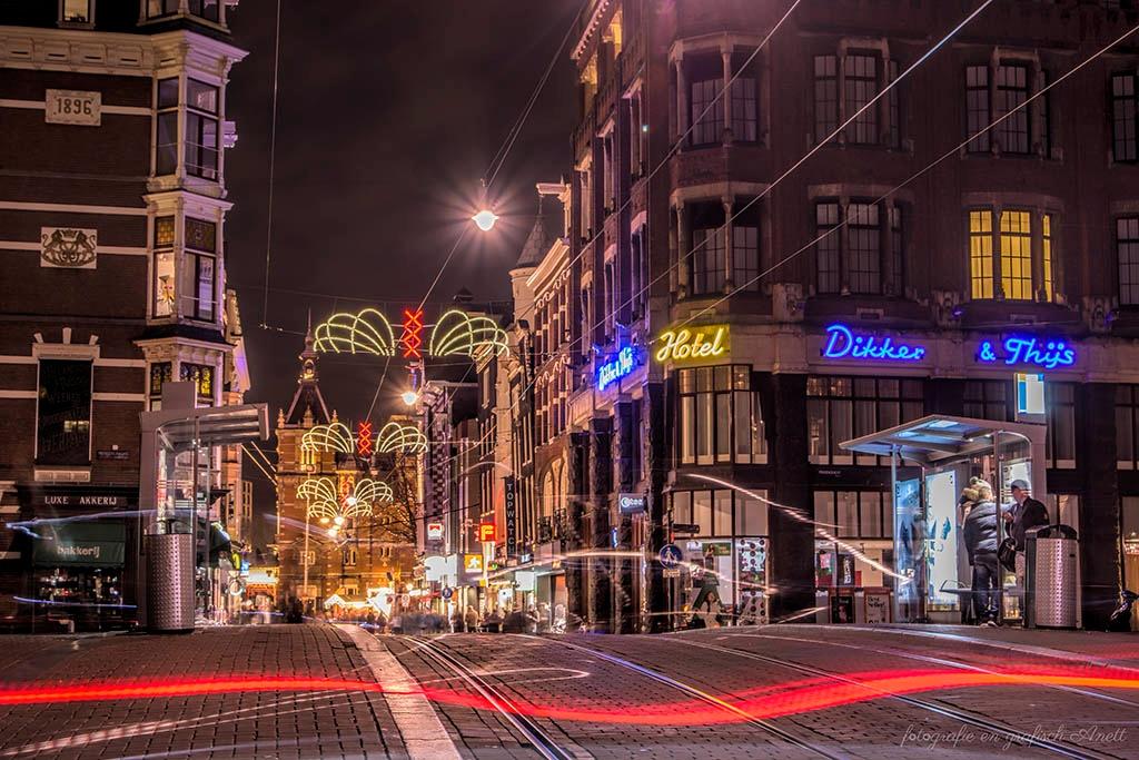 amsterdam night by Anett
