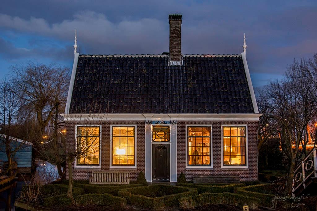 Zaanse Schans by Anett
