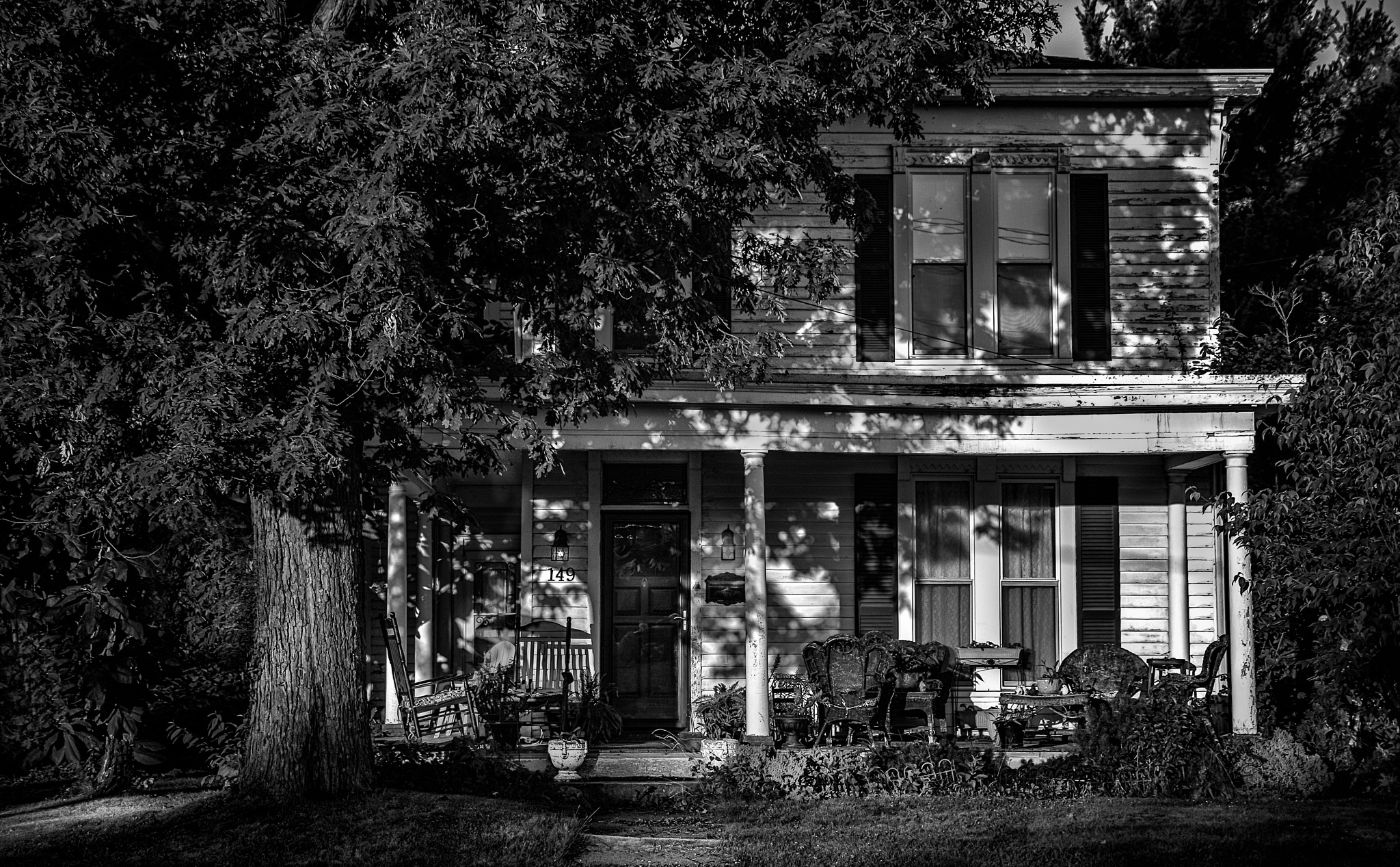 Tranquility is a Front Porch by danphares