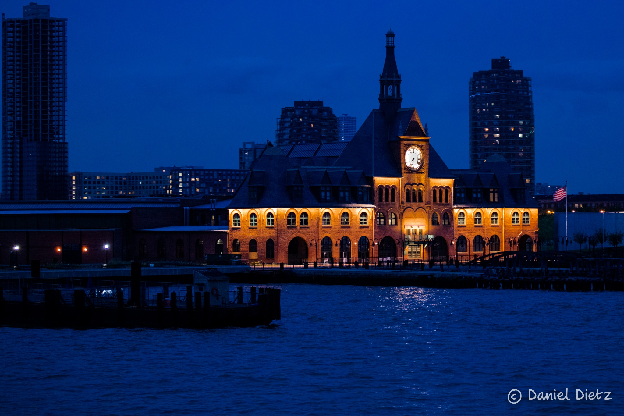 Photo in Celebrities #new york #from the water #water #historic building