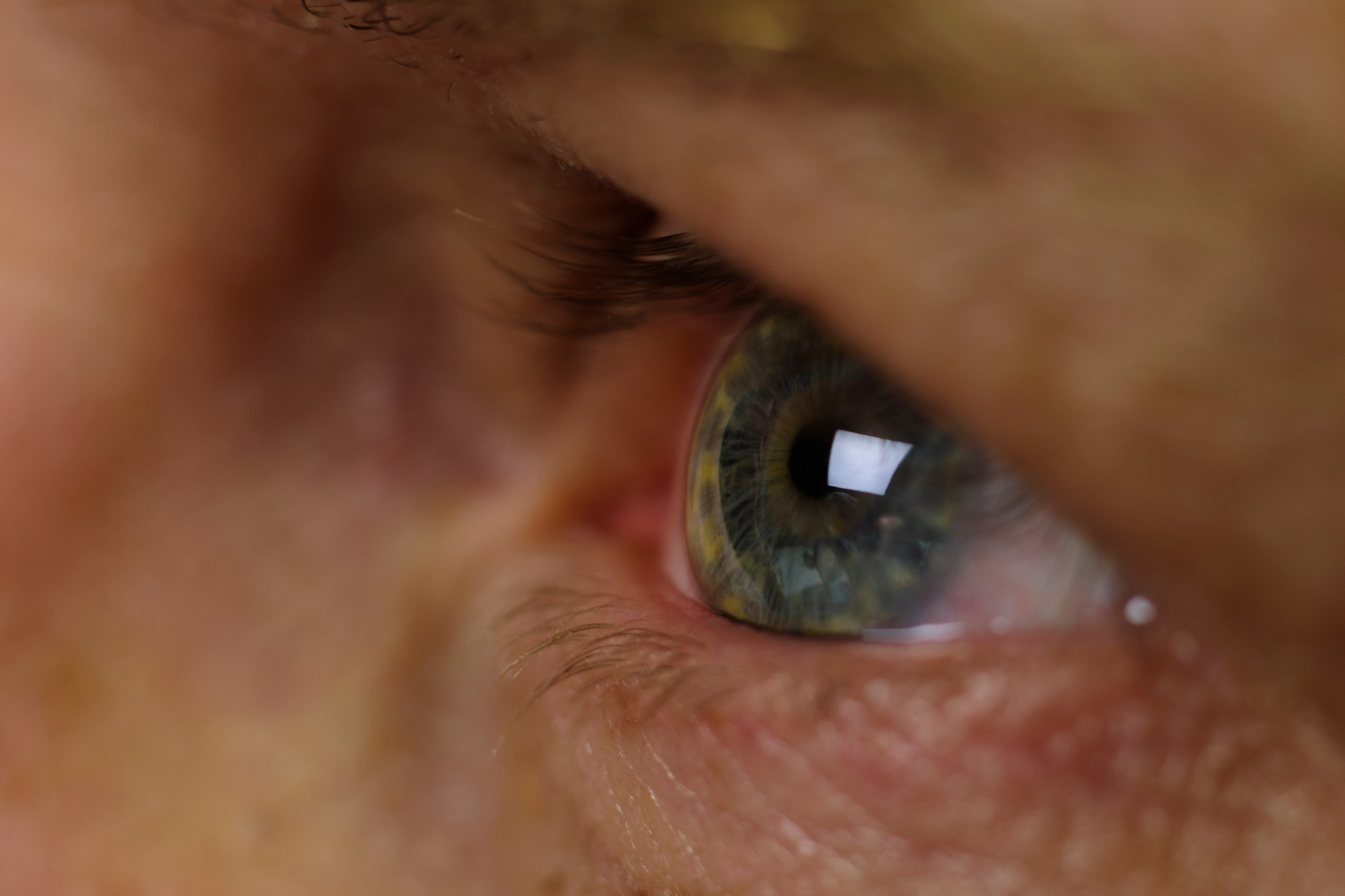 Photo in People #eye close up