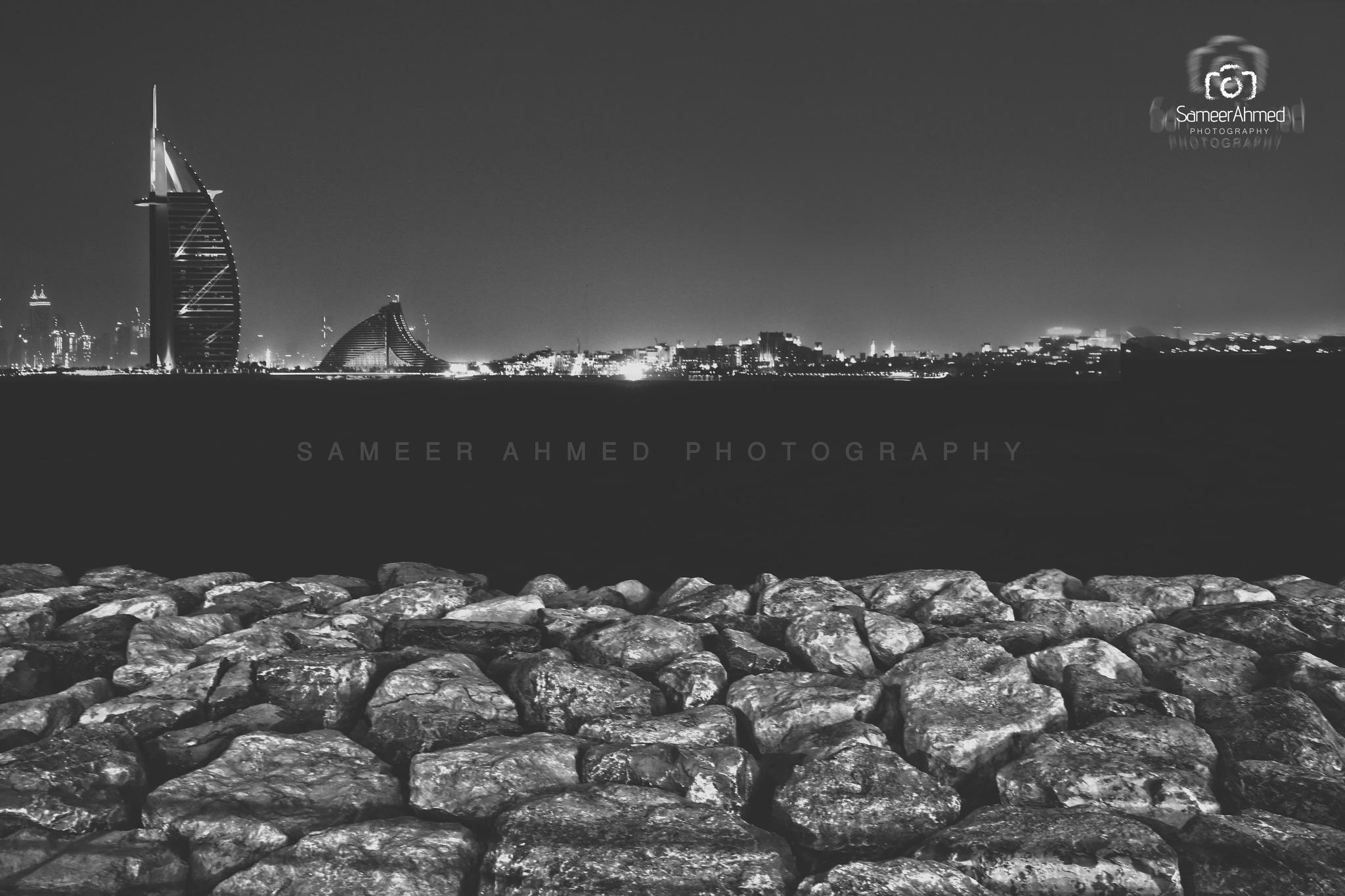 Beauty of Dubai by sameerahmedphotography