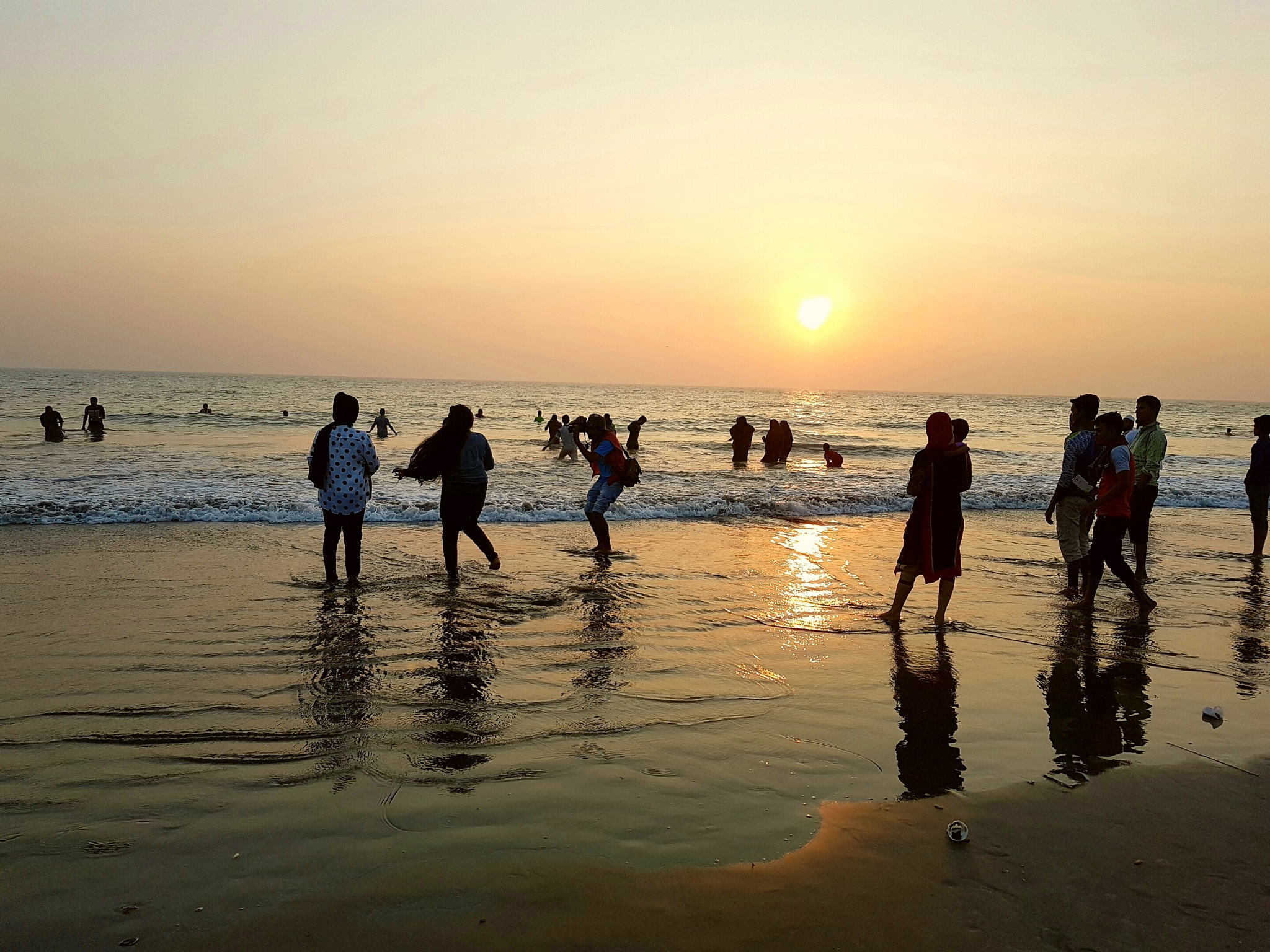 World longest Sea beach  by Md Golam Murshed