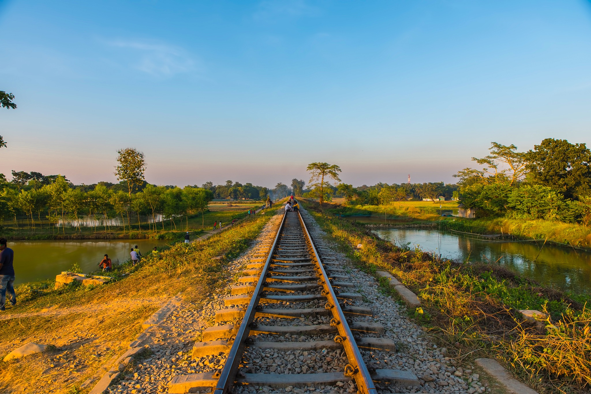 Railway by Md Golam Murshed