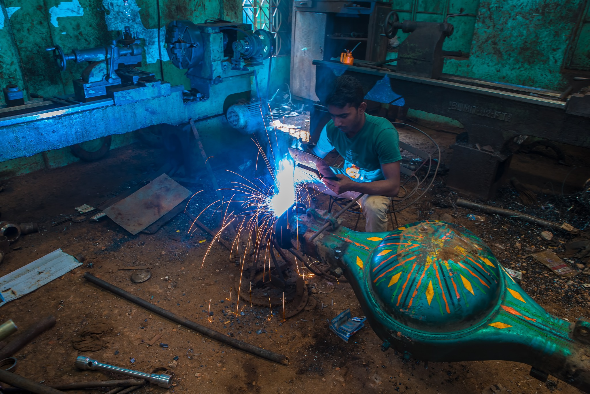 Working Life by Md Golam Murshed