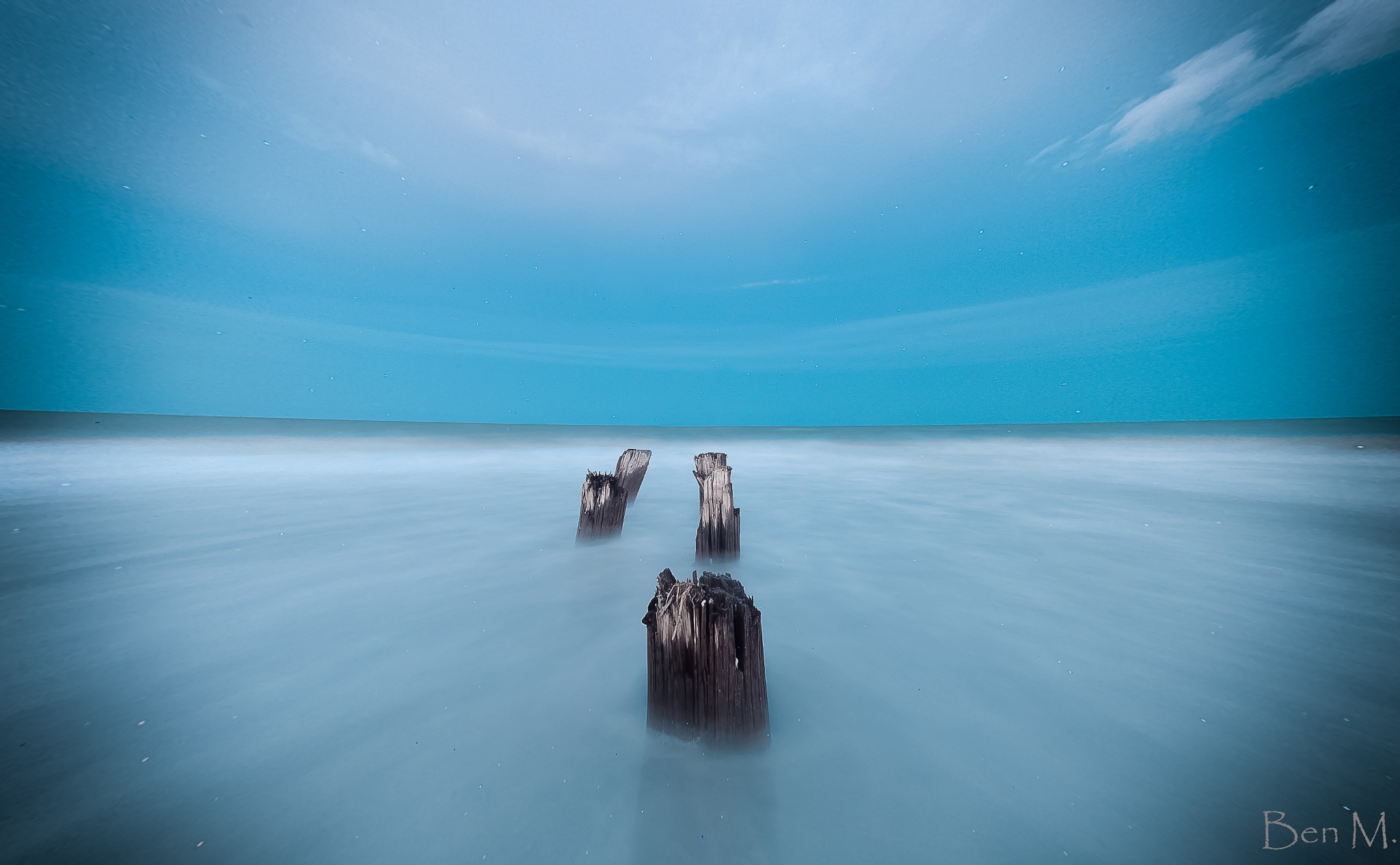 Beach Day by Ben Maiden