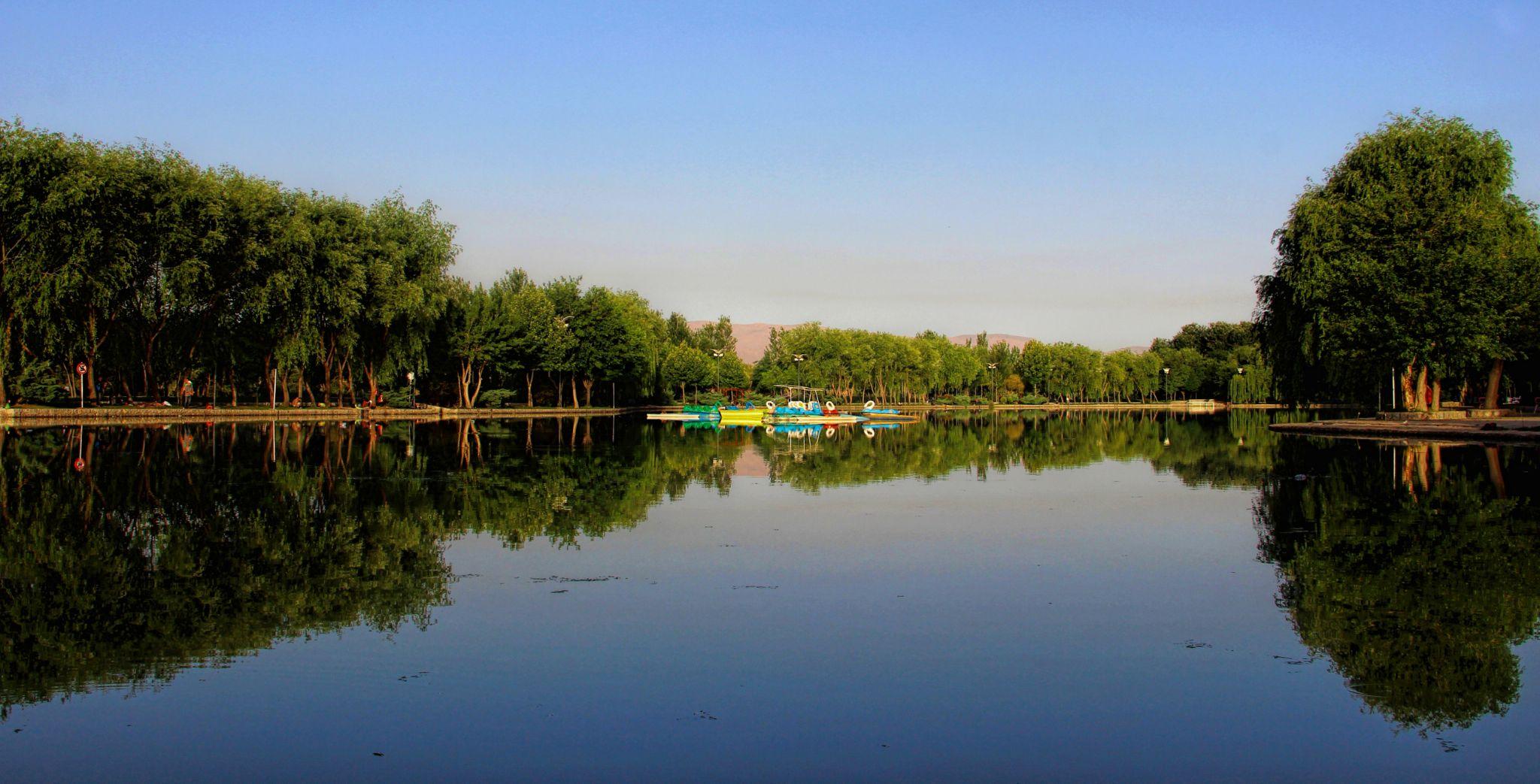 Reflection by Mahdi Gh B