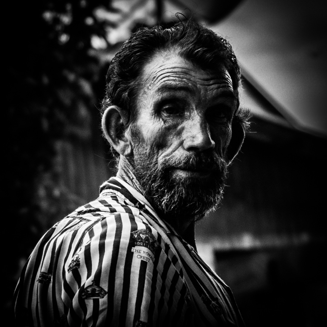 The old Man by Anderson Portella
