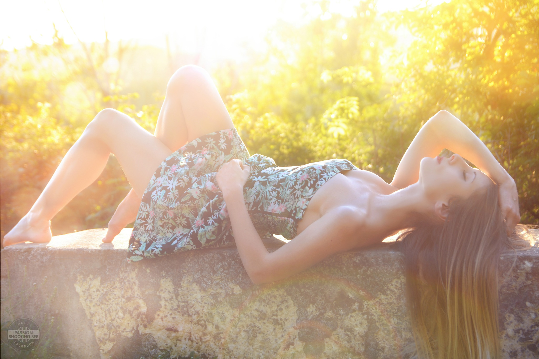 Shooting with Elisa by Passion_Photos_Seb