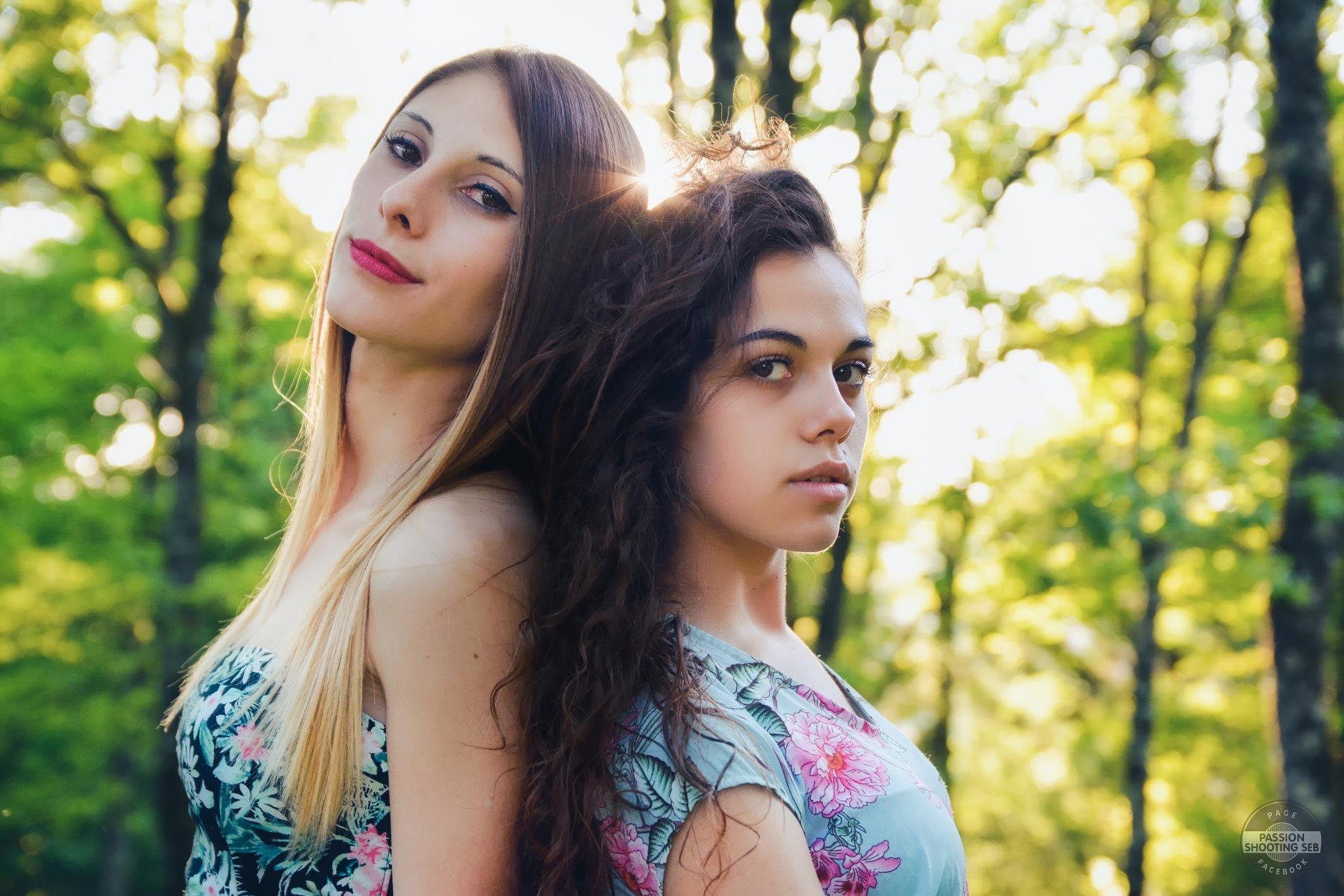 Shooting Elisa&Laura by Passion_Photos_Seb