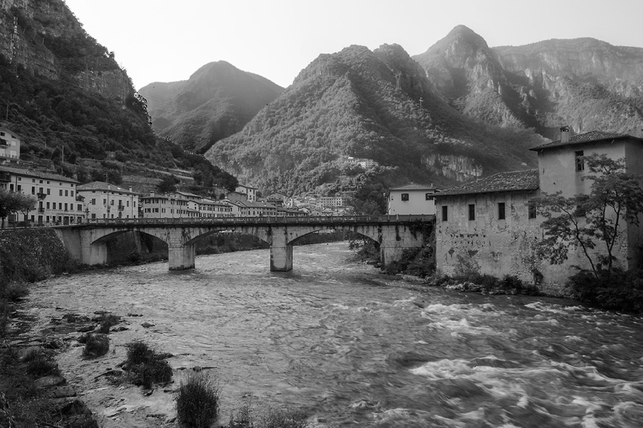 Brenta River by Stefano Zago