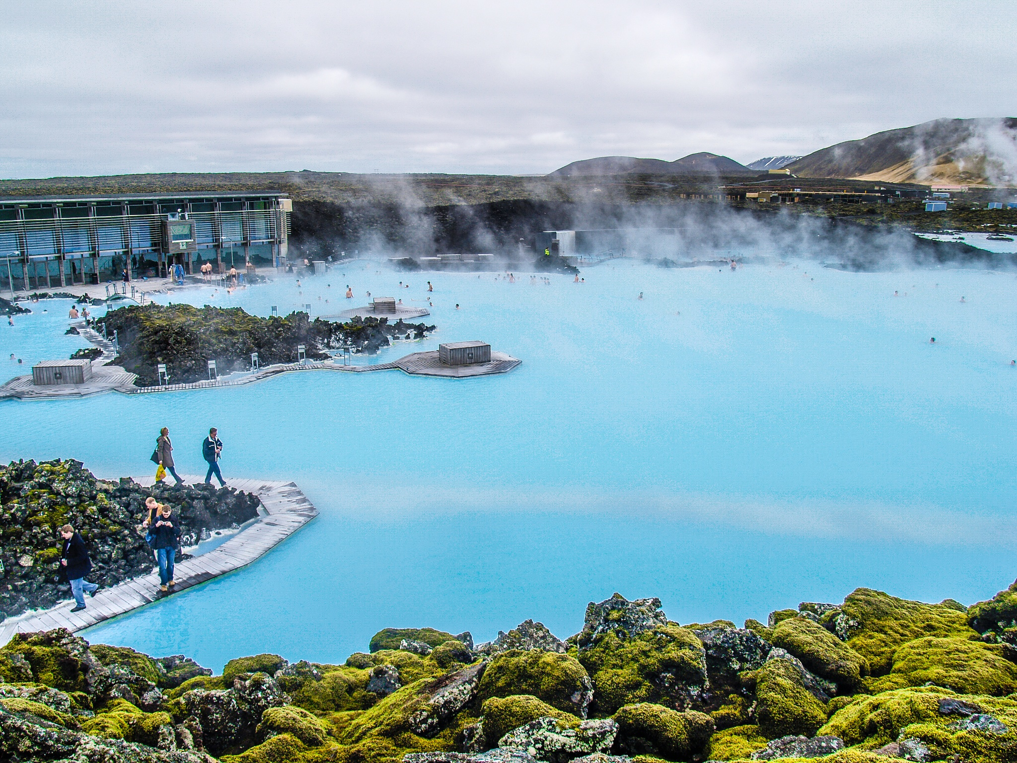 The Blue Lagoon by geirole