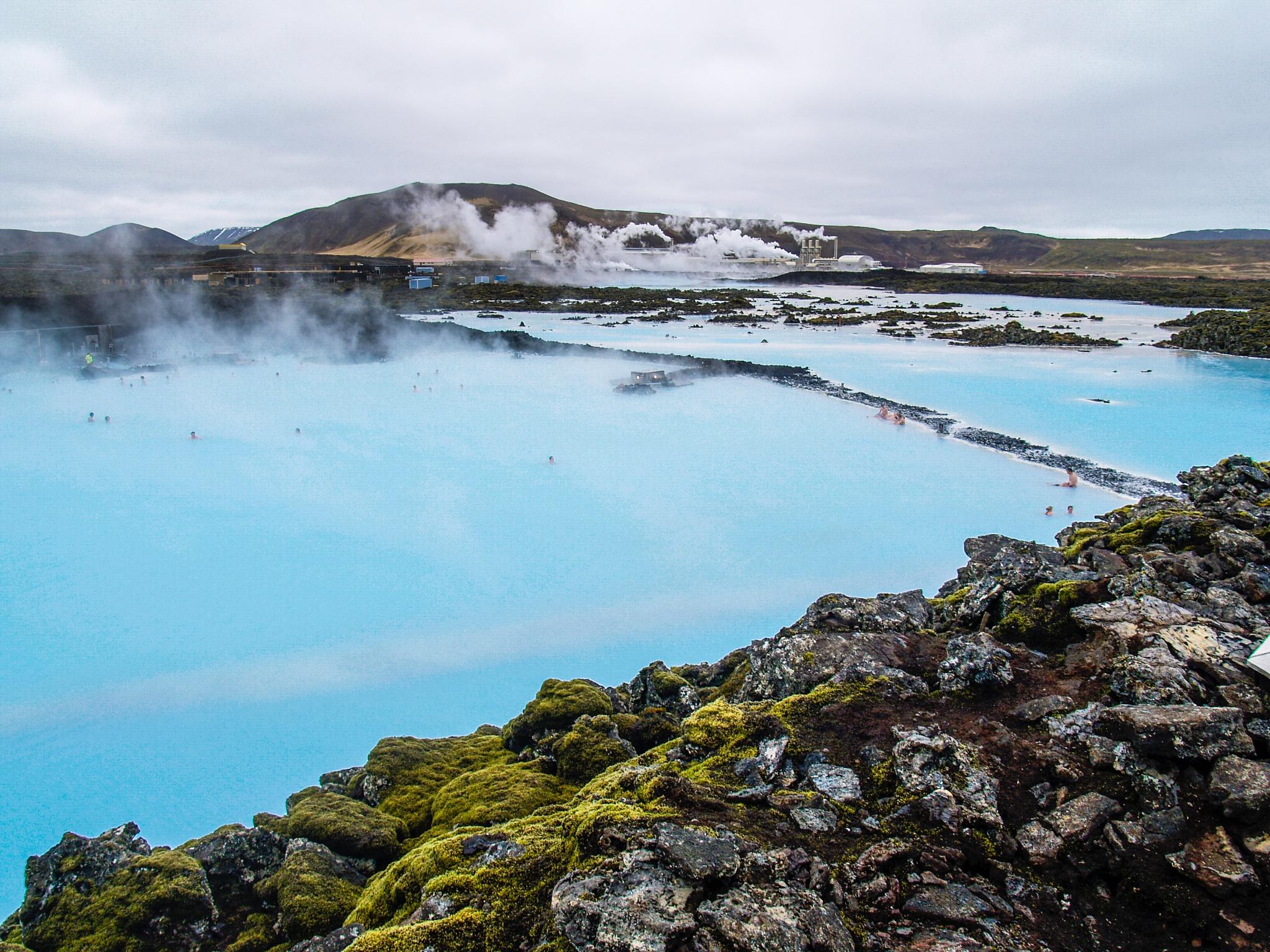 Blue Lagoon by geirole