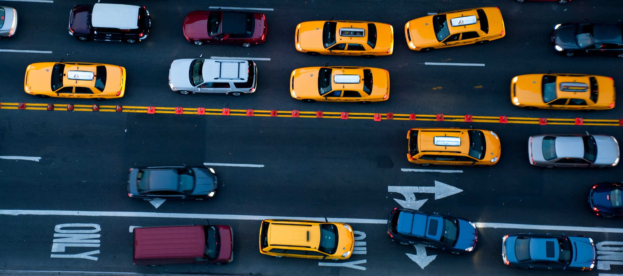 Yellow Cabs by geirole