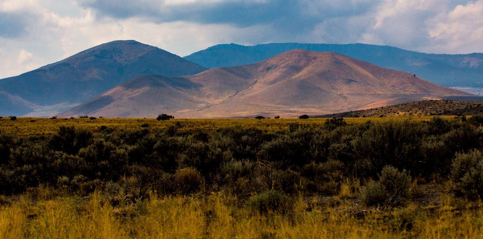 Prairies End by West Phot