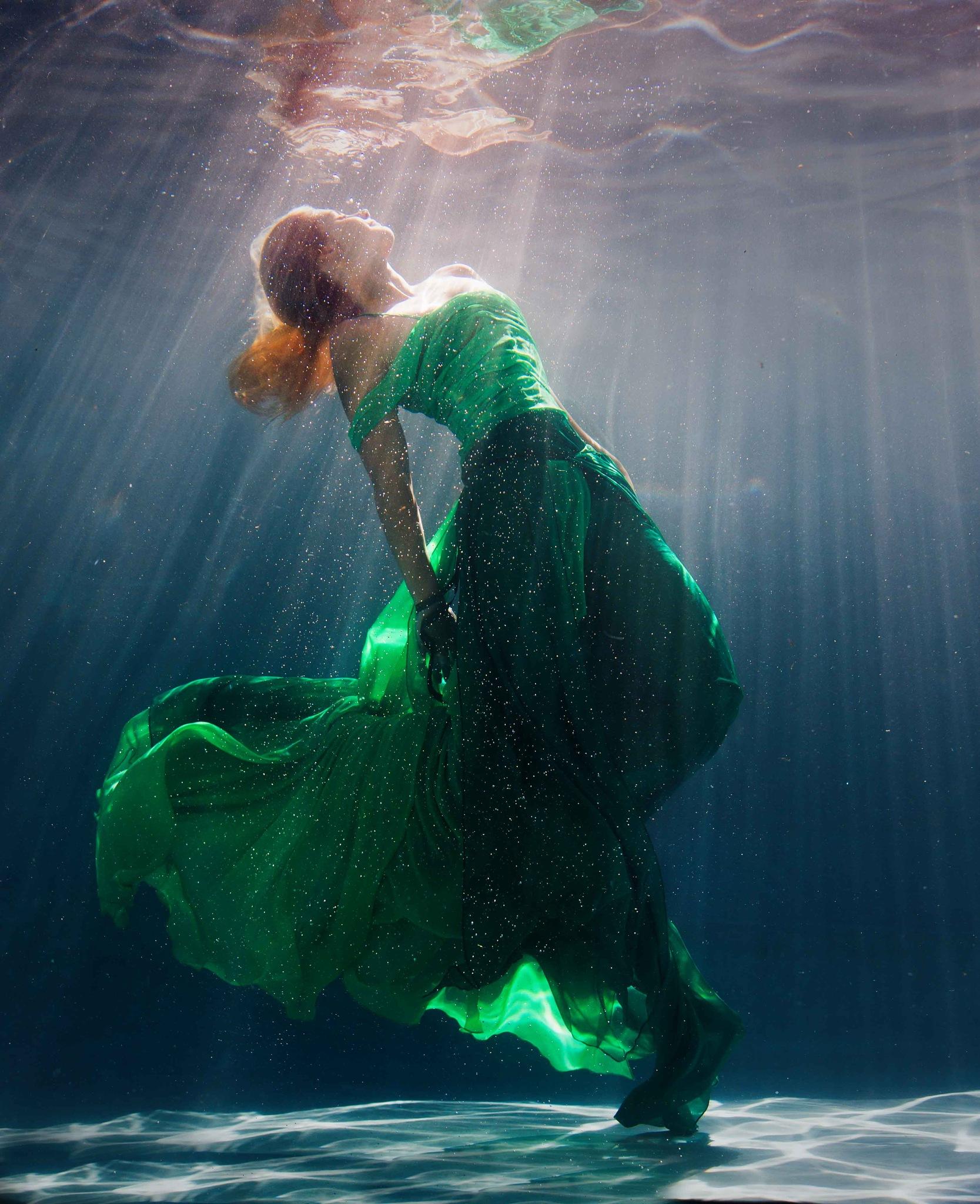 Sirena by Gabriela Slegrova Solms
