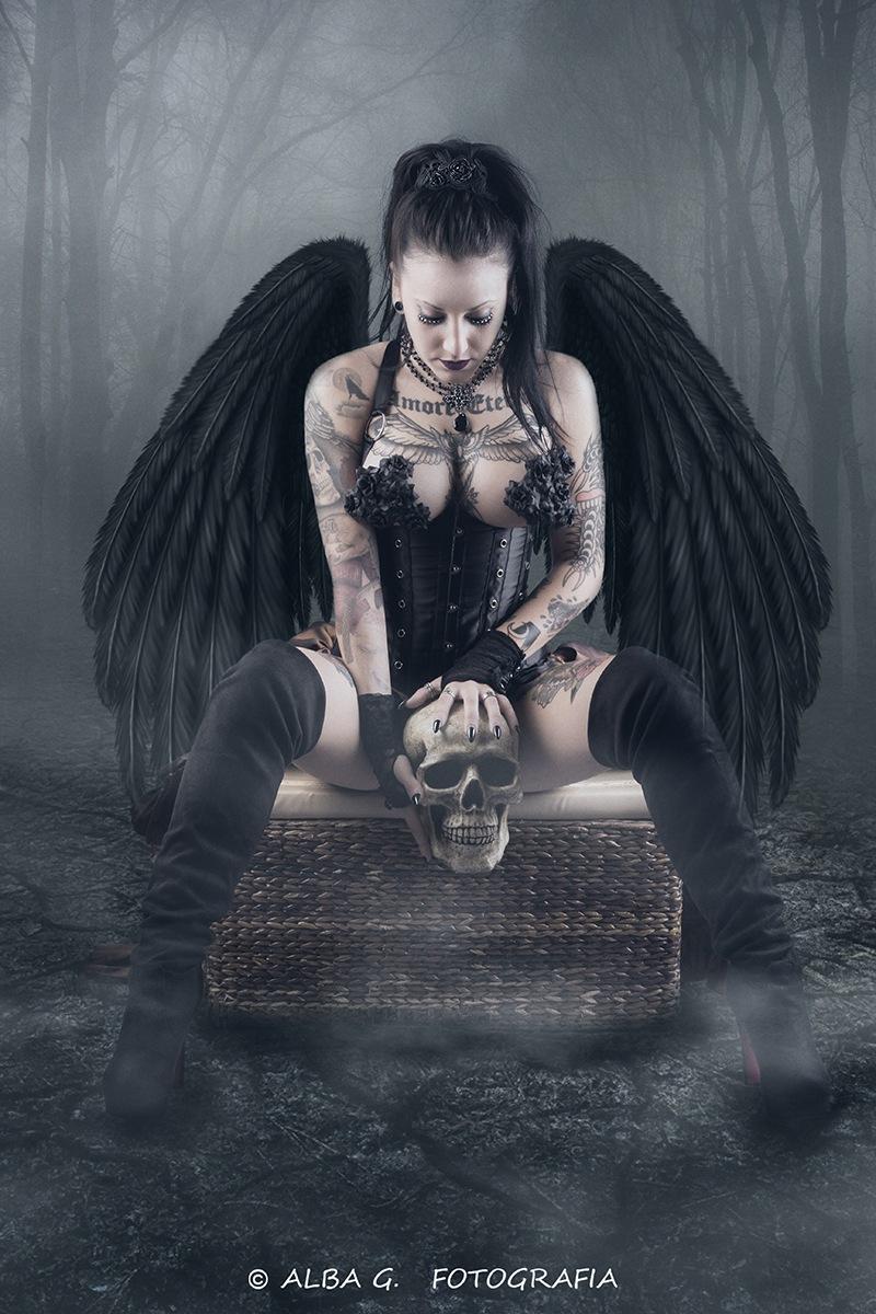 Dark by AlbaFotoBCN