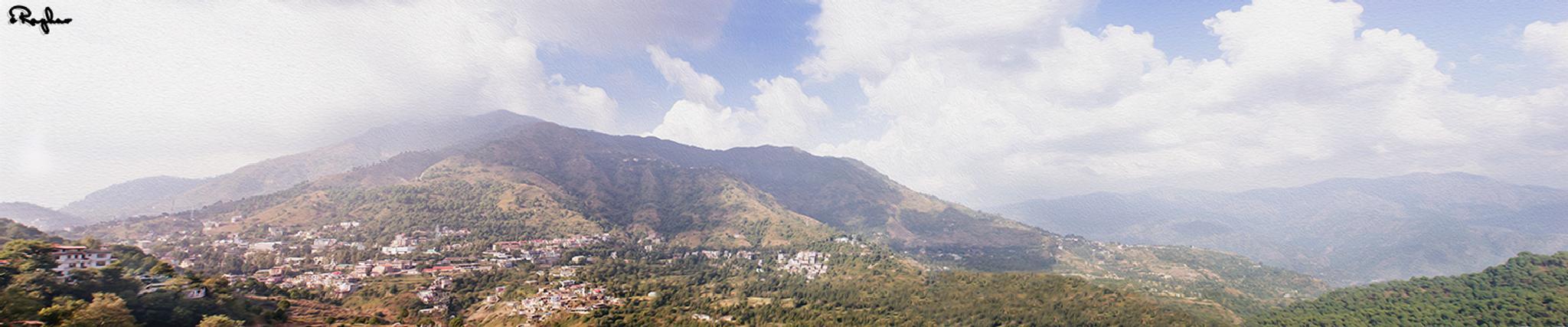 Solan, Himachal pradesh by Raghav Sahai
